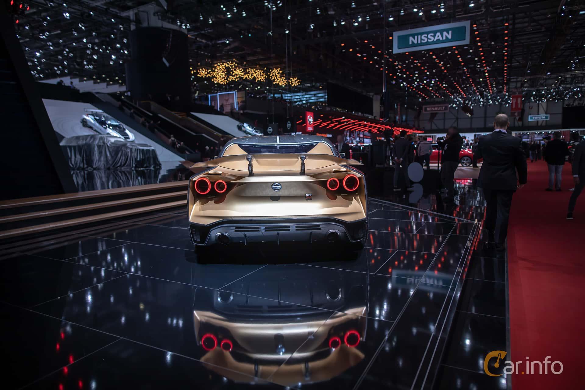 Italdesign GT-R 50 3.8 V6 4x4 DCT, 720hp, 2019 at Geneva Motor Show 2019