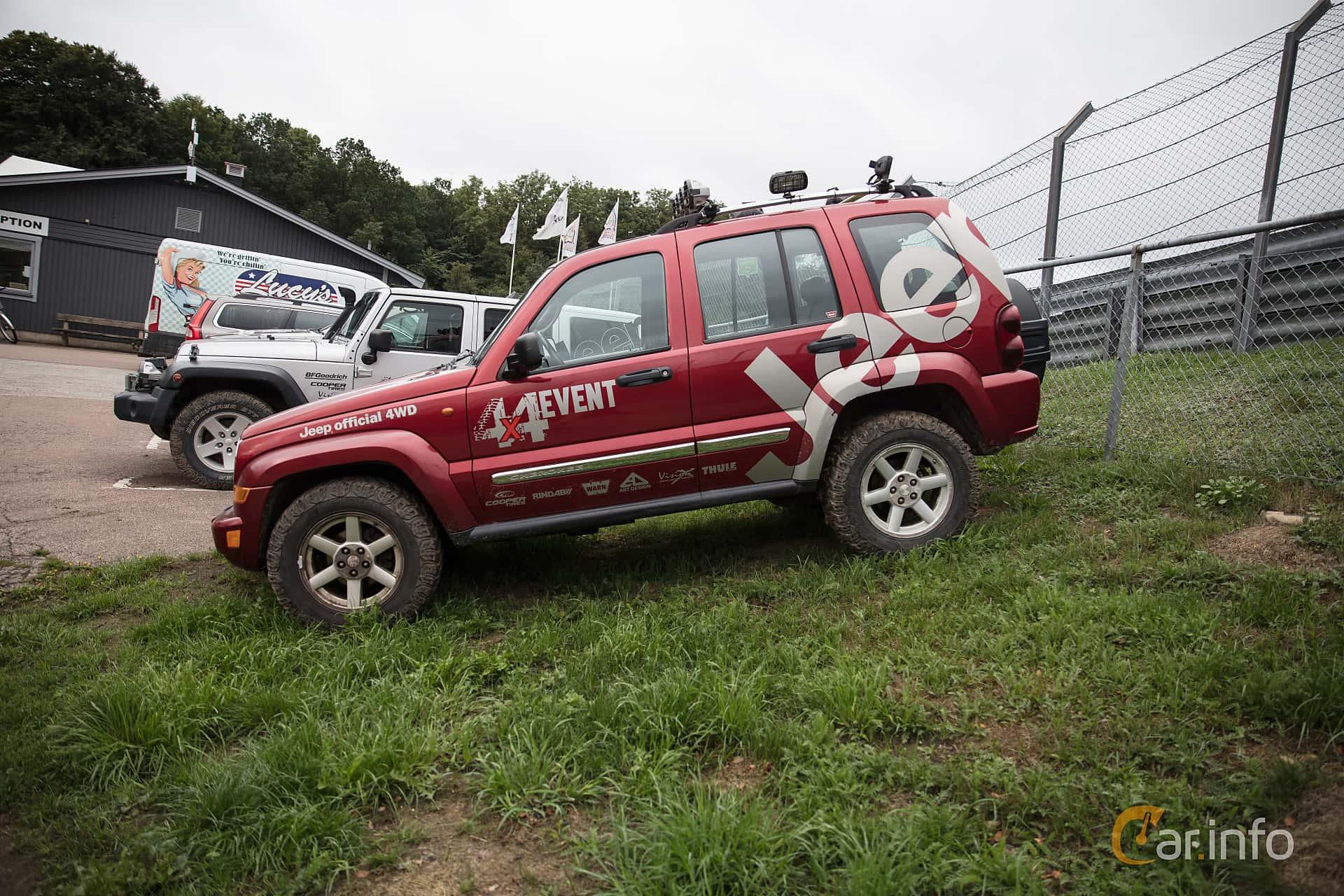 Jeep Cherokee 28 Crd 4wd Kj Sport Fuel Filter