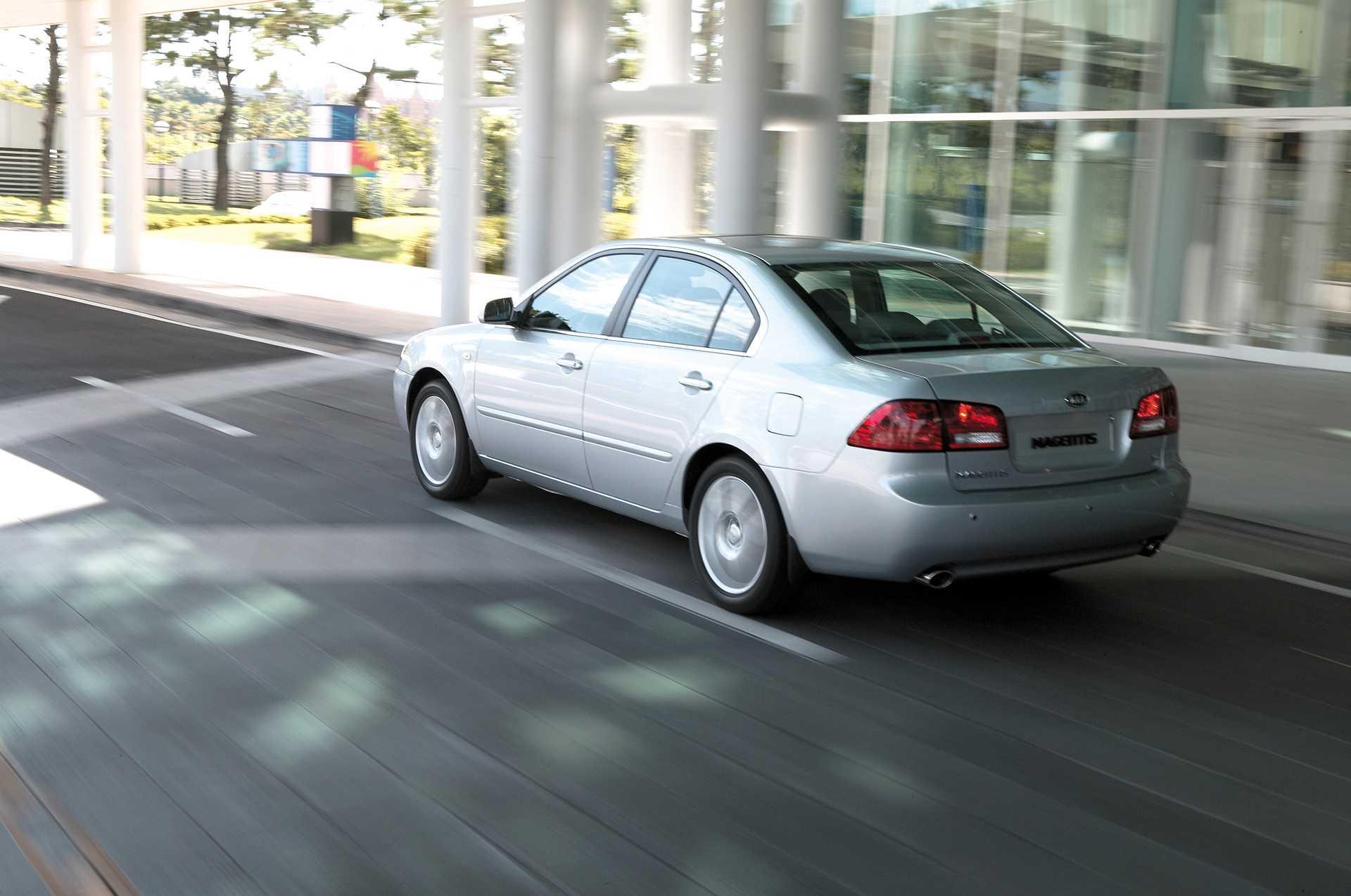 Kia Magentis 2.7 V6 188hp, 2006