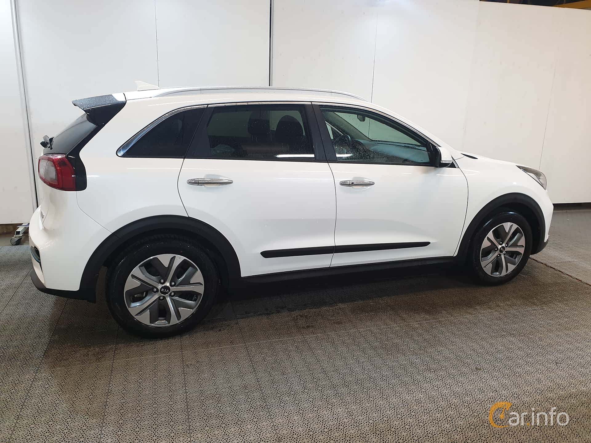 Kia e-Niro 64 kWh Single Speed, 204hp, 2019