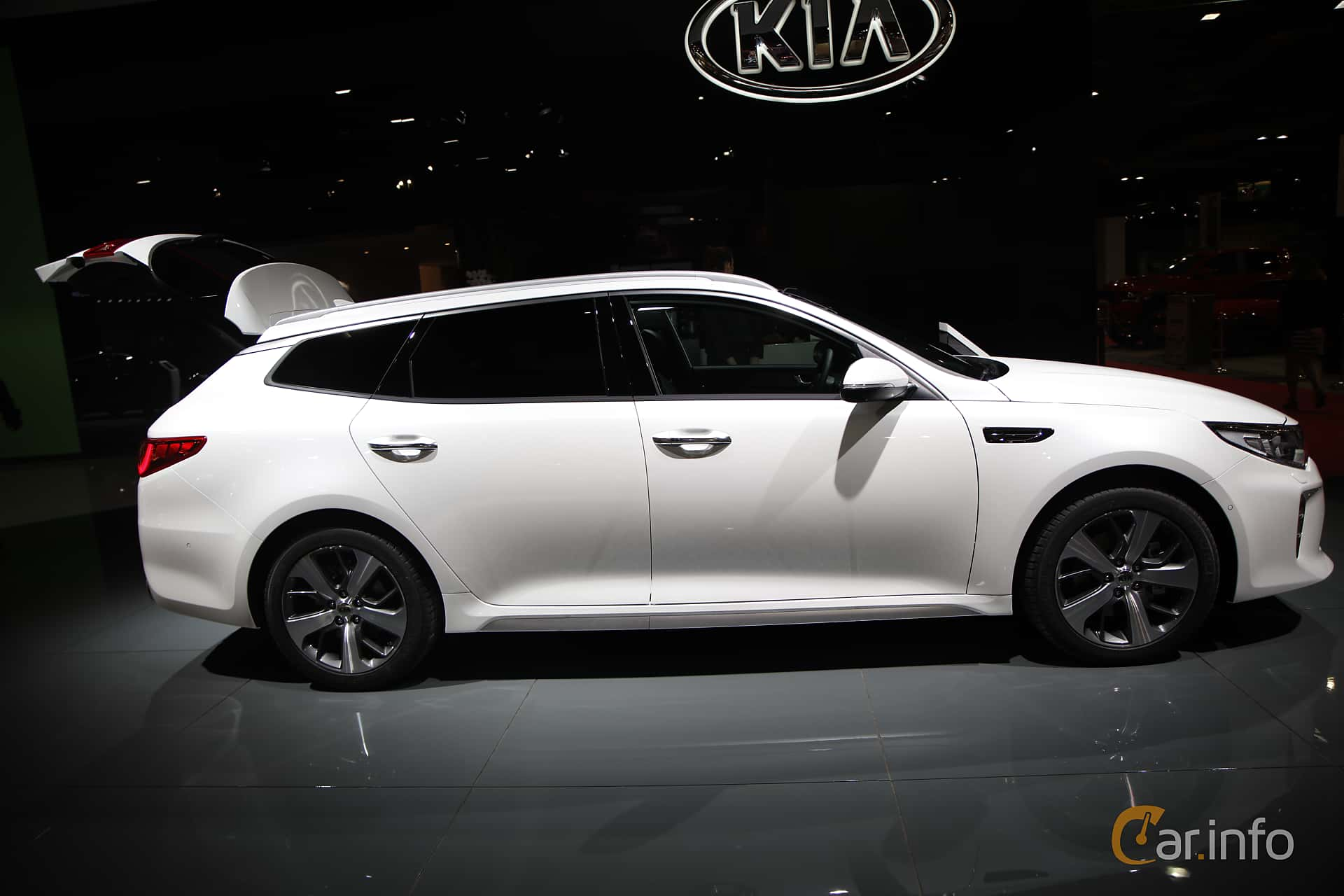 Kia Optima Sport Wagon 2017