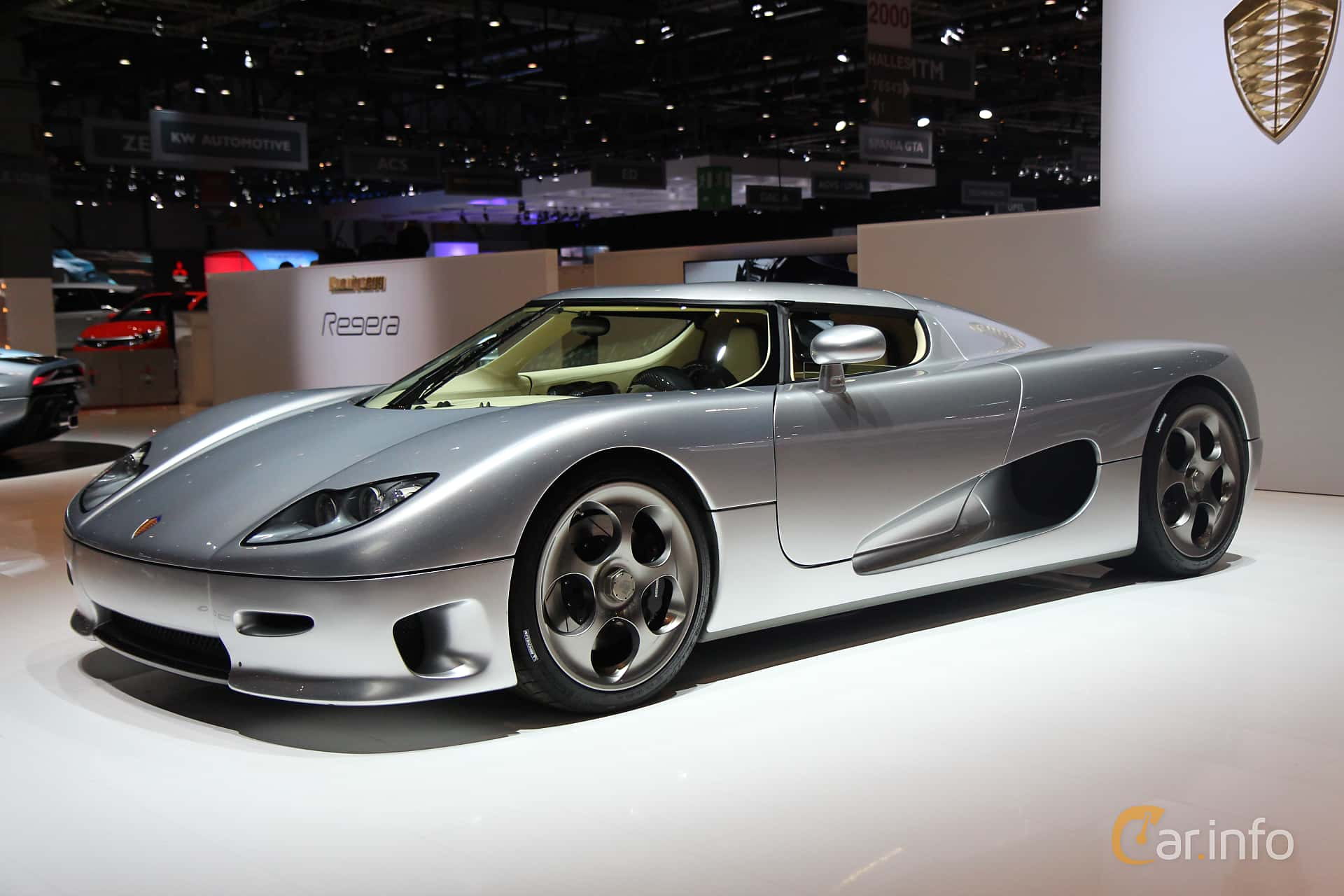 cars from Koenigsegg