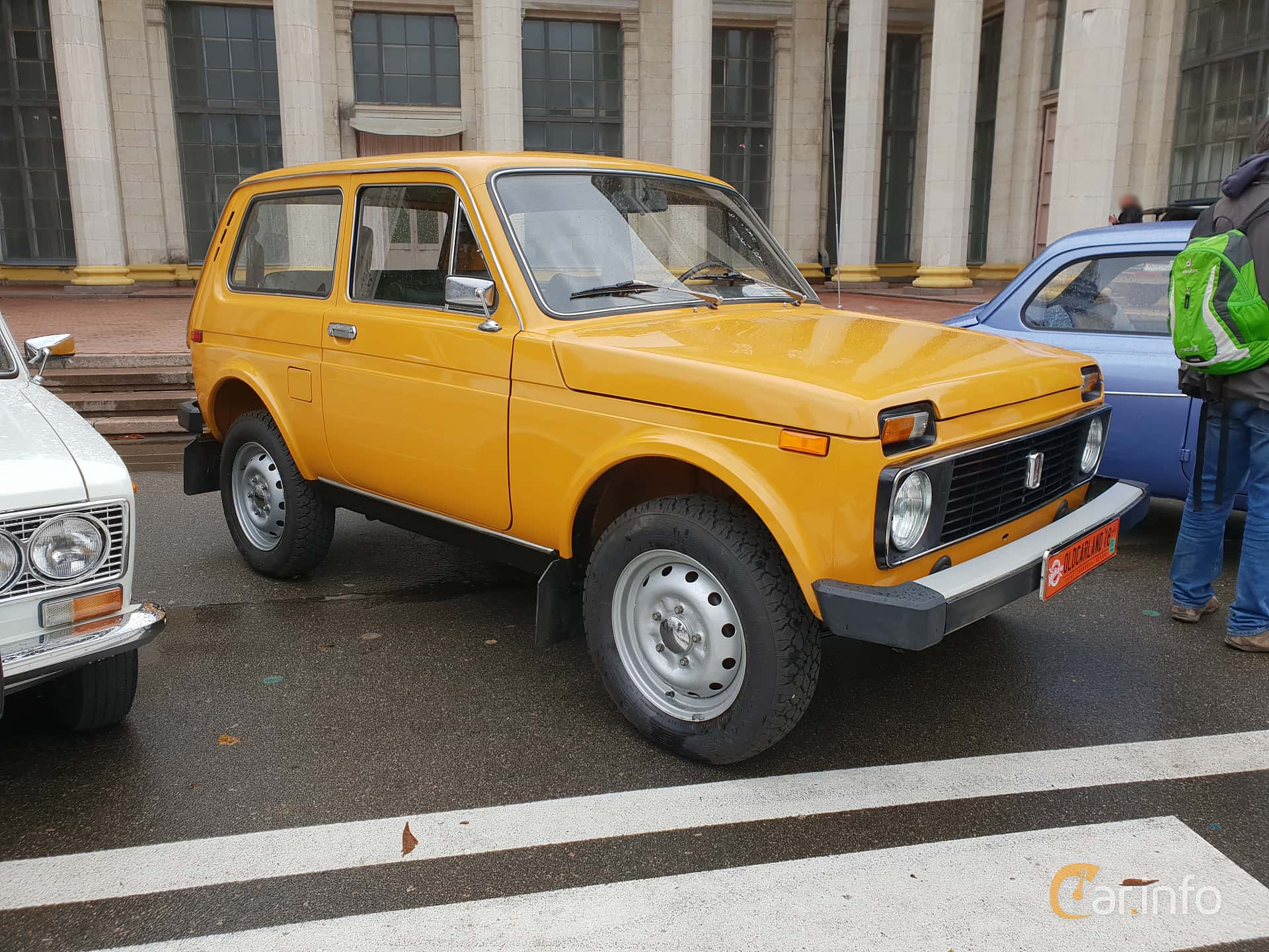 User Images Of Lada Niva 3 Door 1980