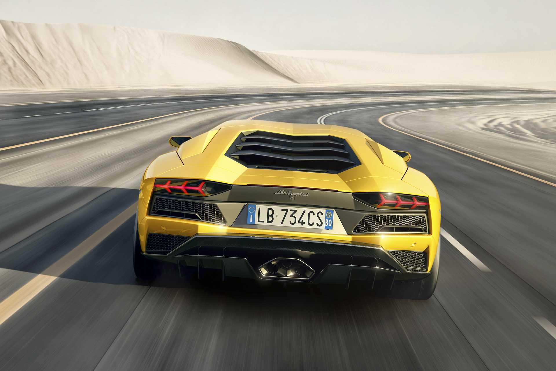 Lamborghini Aventador 1st Generation
