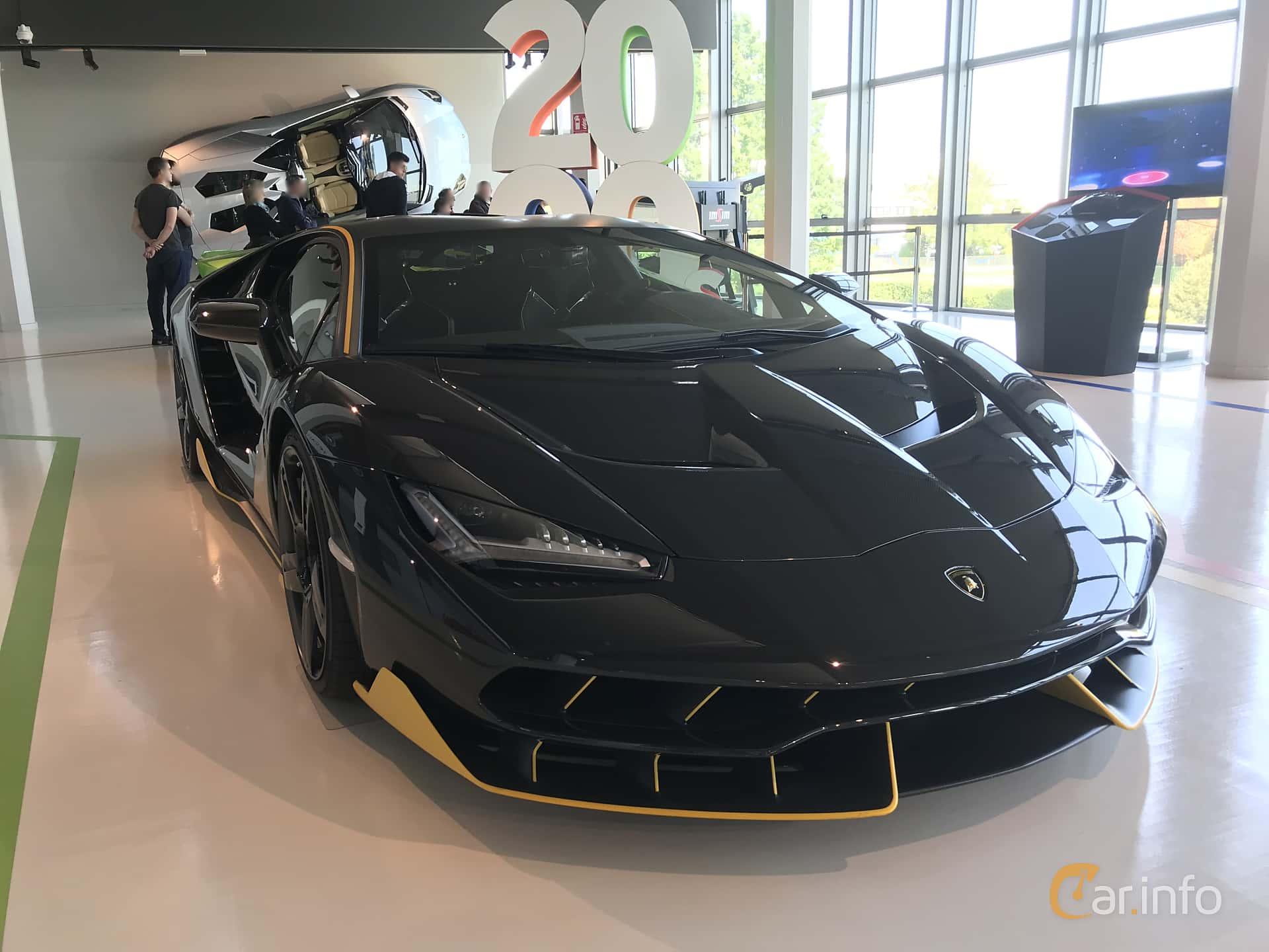 14 Images Of Lamborghini Centenario Lp770 4 6 5 V12 Semi Automatic