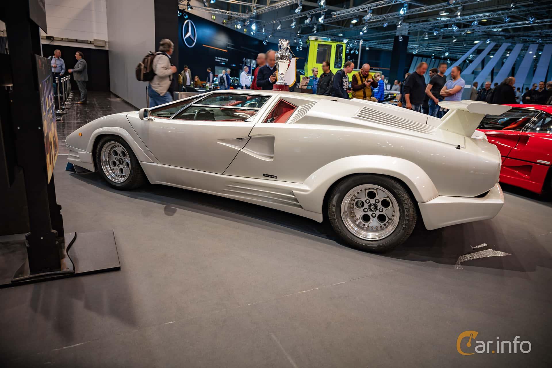 Lamborghini Countach Lp 5000qv 1st Generation