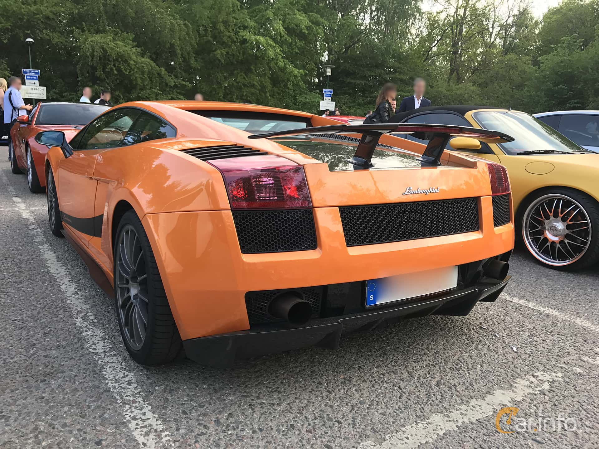Great Lamborghini Gallardo Black Back Members Albums Category Linus