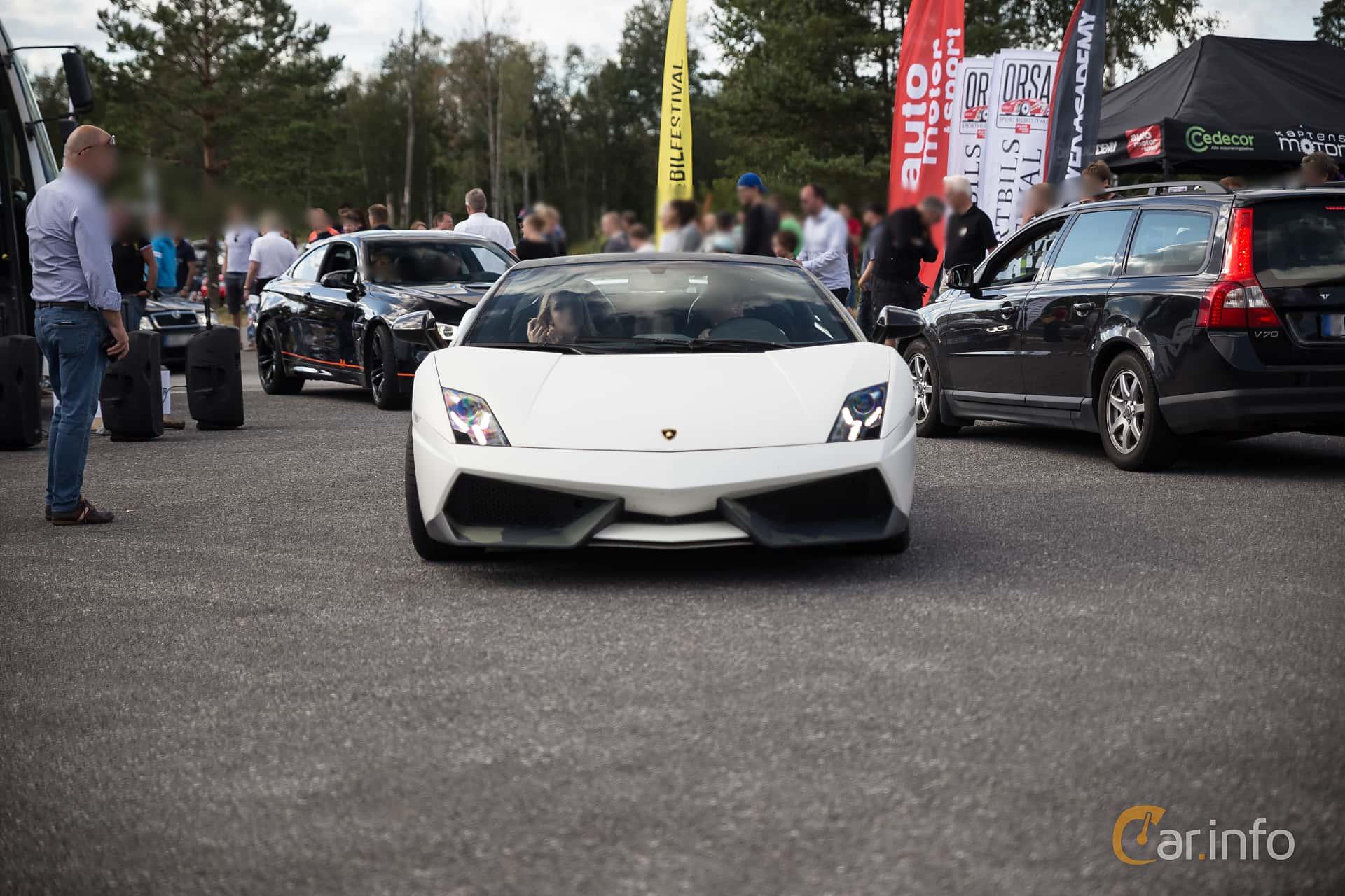 Front Of Lamborghini Gallardo Lp 570 4 Superleggera E Gear