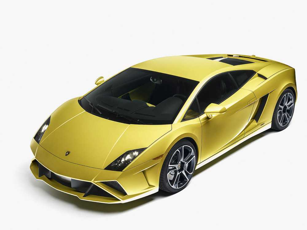 Lamborghini Gallardo 1st Generation 2nd Facelift