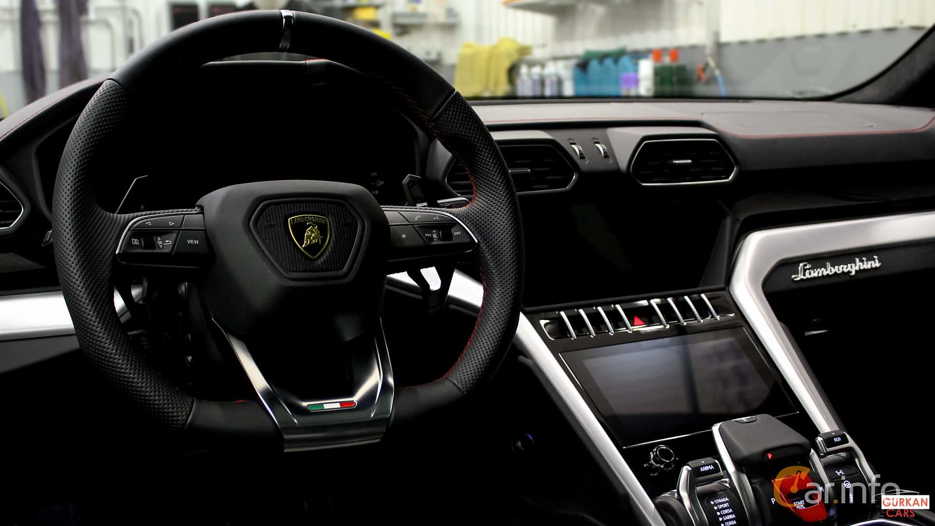 Lamborghini Urus 4.0 V8 AWD Automatisk, 650hk, 2018