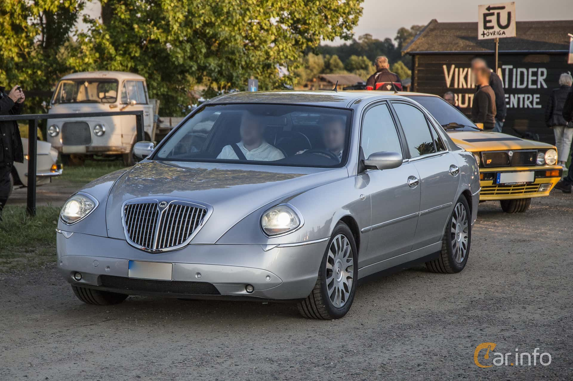 1 images of Lancia Thesis 3.2 V6 Comfotronic, 230hp, 2004 by Pelle