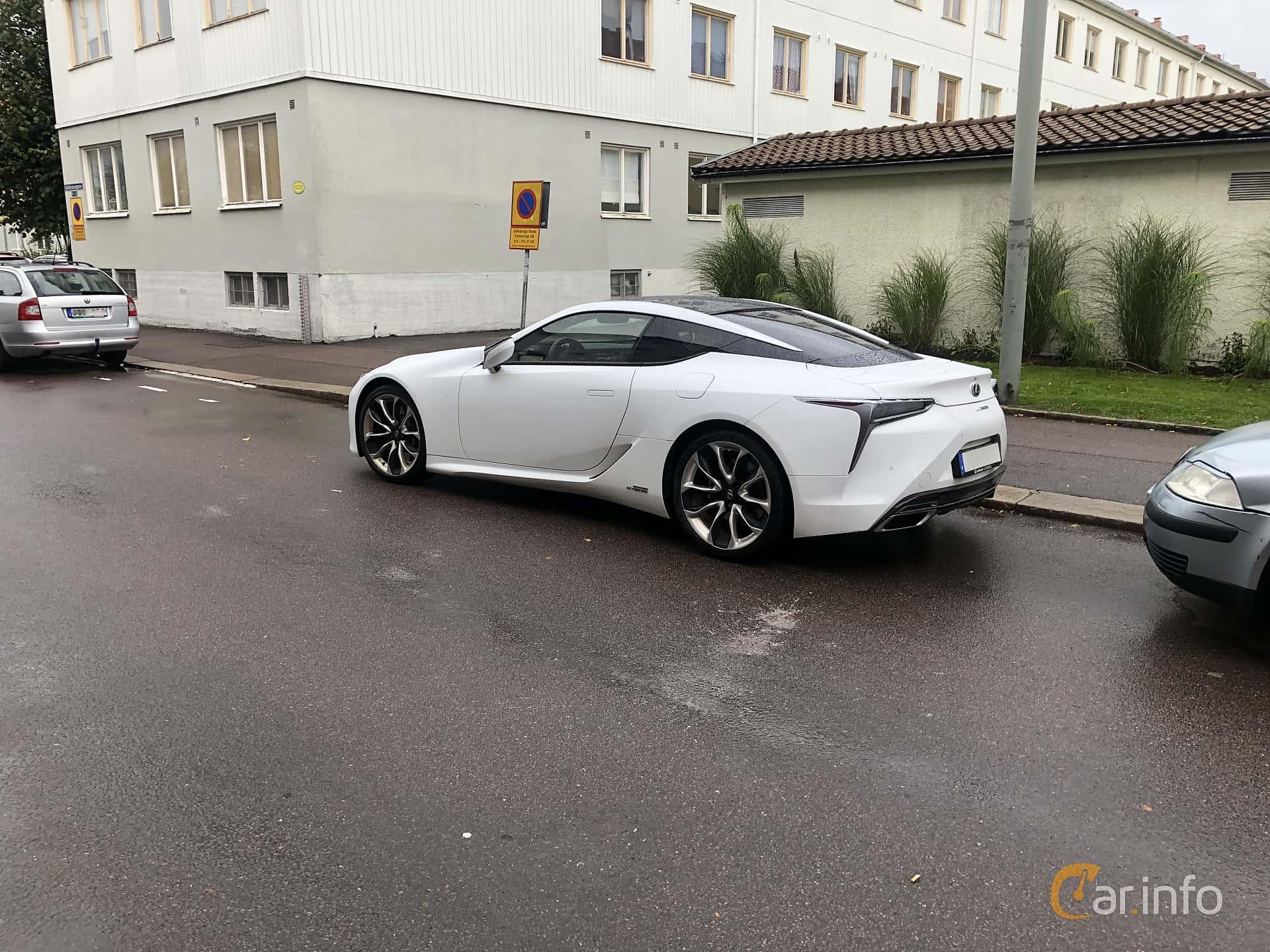 Lexus LC 500h 3.5 V6 Automatisk, 354hk, 2019