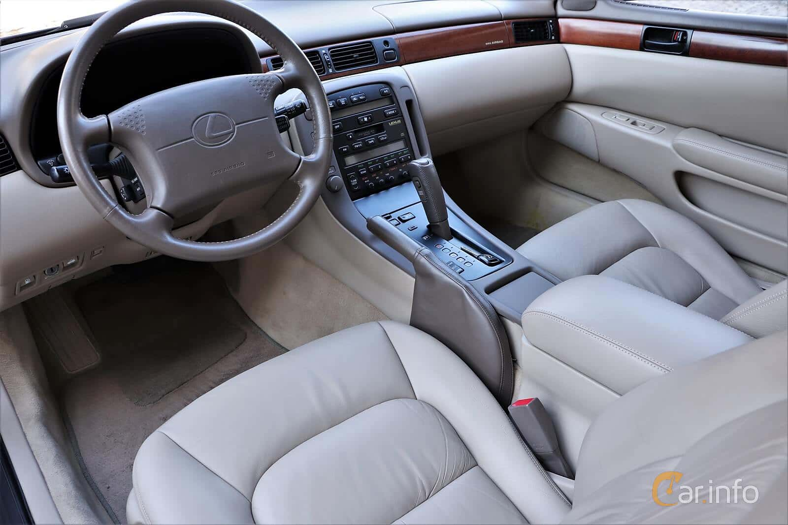 Lexus SC 400 4.0 V8 Automatisk, 253hk, 1993