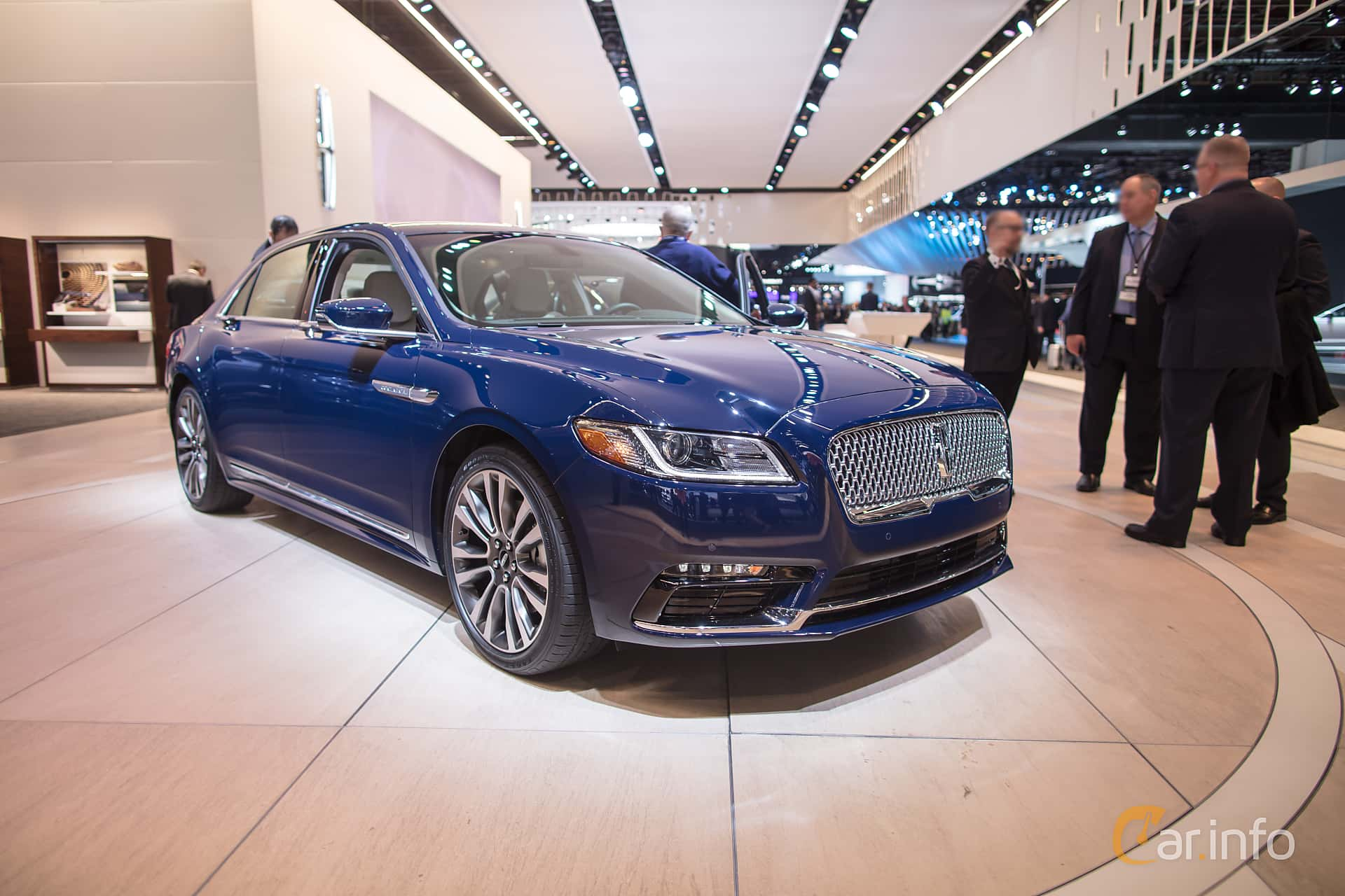 12 images of Lincoln Continental 2018 by jonasbonde