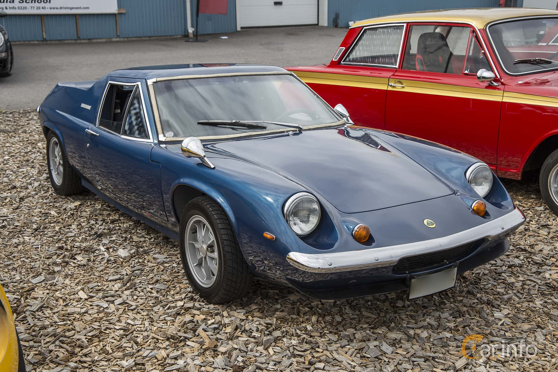 3 images of Lotus Europa Twin Cam 1.6 Manual, 105hp, 1972 by Pelle
