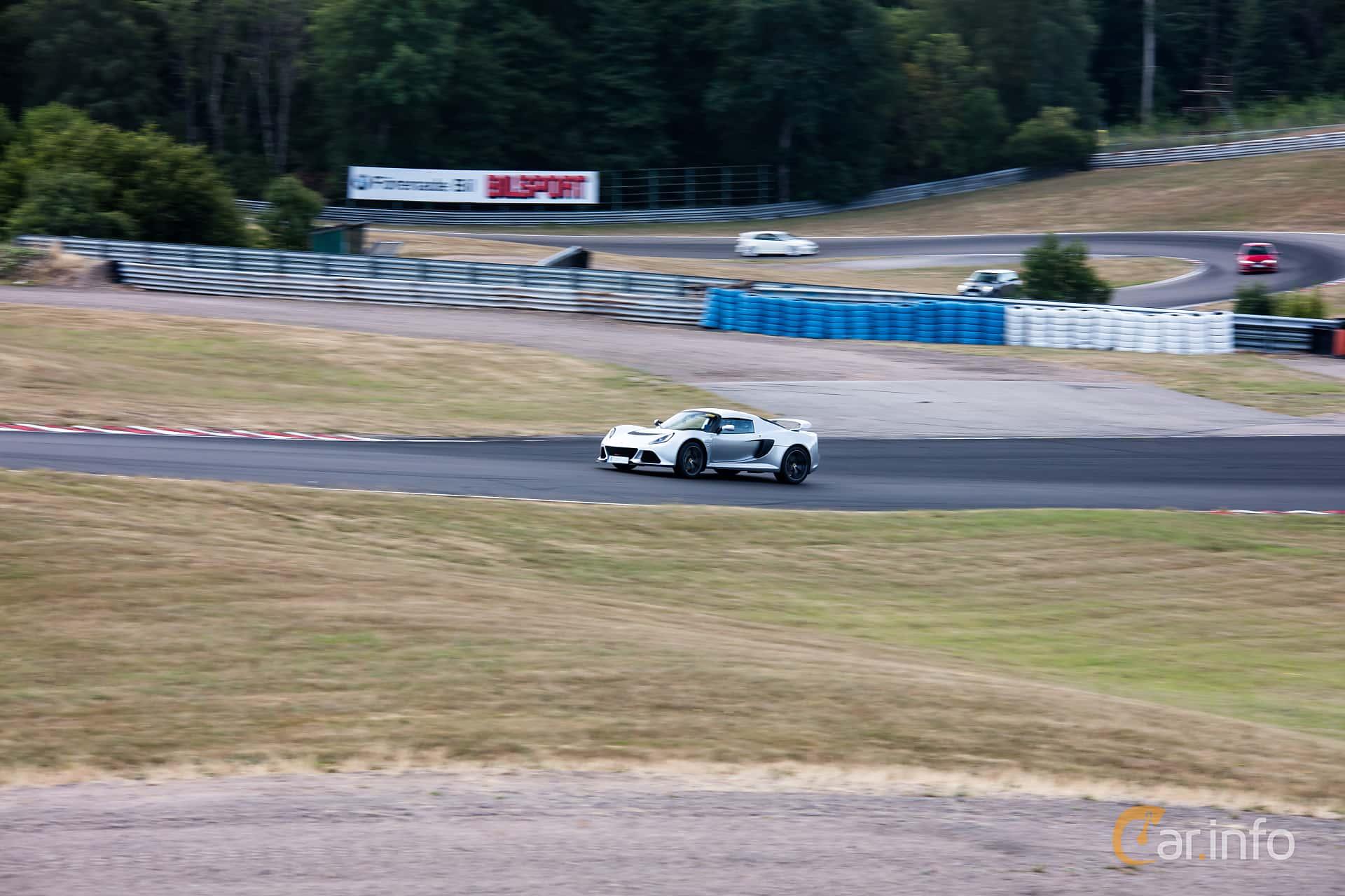 Lotus Exige S 3.5 V6 VVT-i Manual, 350hp, 2014 at JapTuning Trackday 2018 Knutstorp