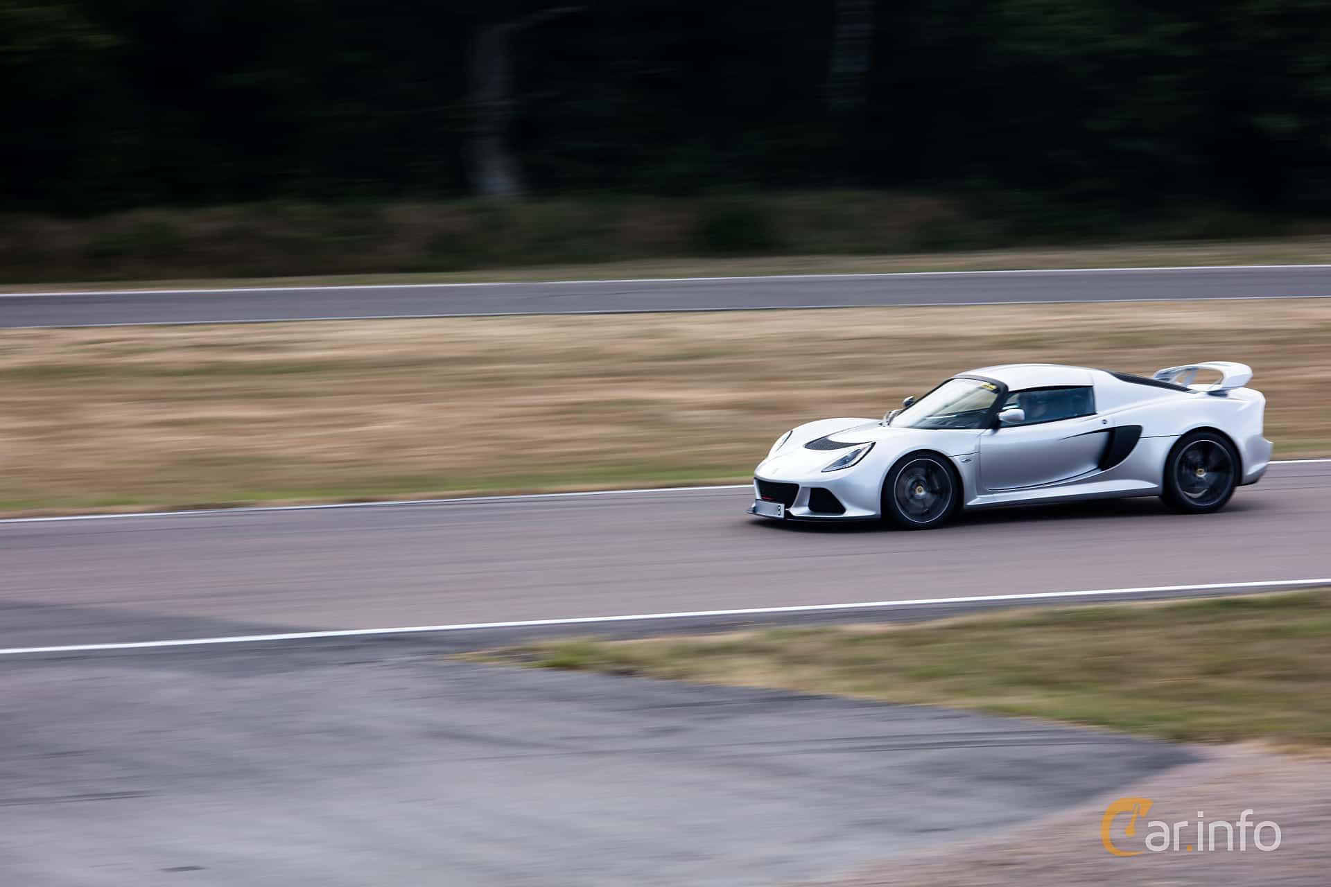 Lotus Exige S 3.5 V6 VVT-i Manuell, 350hk, 2014 at JapTuning Trackday 2018 Knutstorp