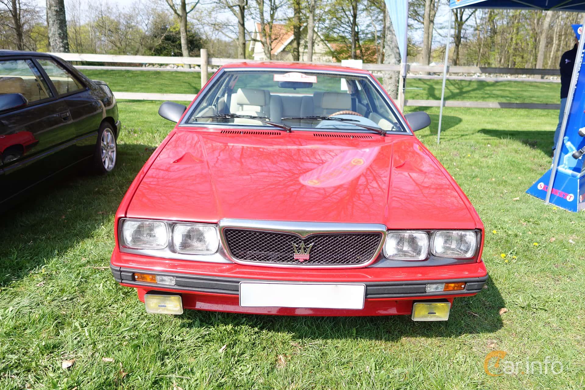 Maserati 222 E 2.8 V6 Manual, 225hp, 1989 at Italienska ...