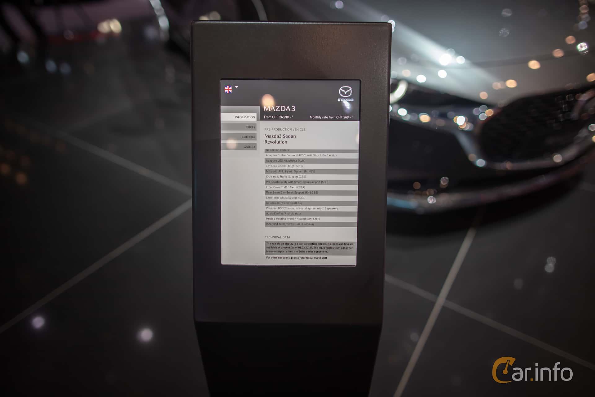 Tagen på Geneva Motor Show 2019