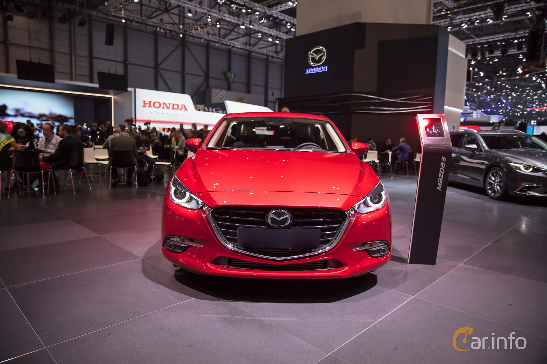 Mazda 3 Sport 2 2 Skyactiv D Automatic 150hp 2017 At