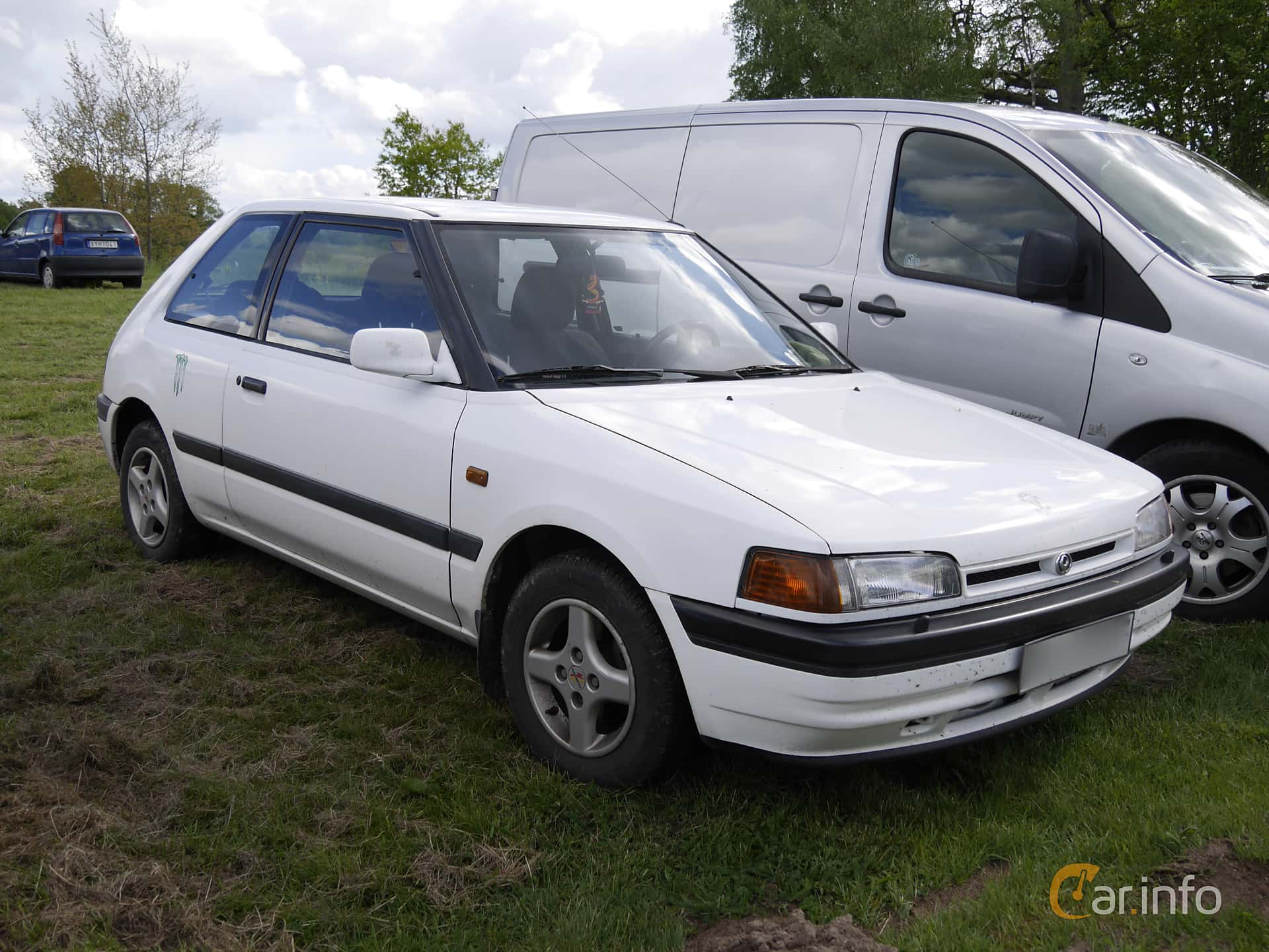 user images of mazda 323 1 6 bg rh car info 1989 Mazda 323 Hatchback 1998 Mazda 323