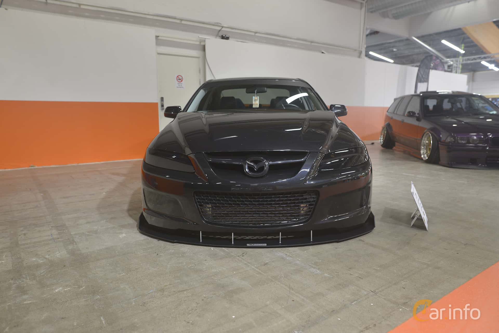Mazda 6 MPS 2.3 AWD Manual, 260hp, 2006 at Bilsport Performance & Custom Motor Show 2019