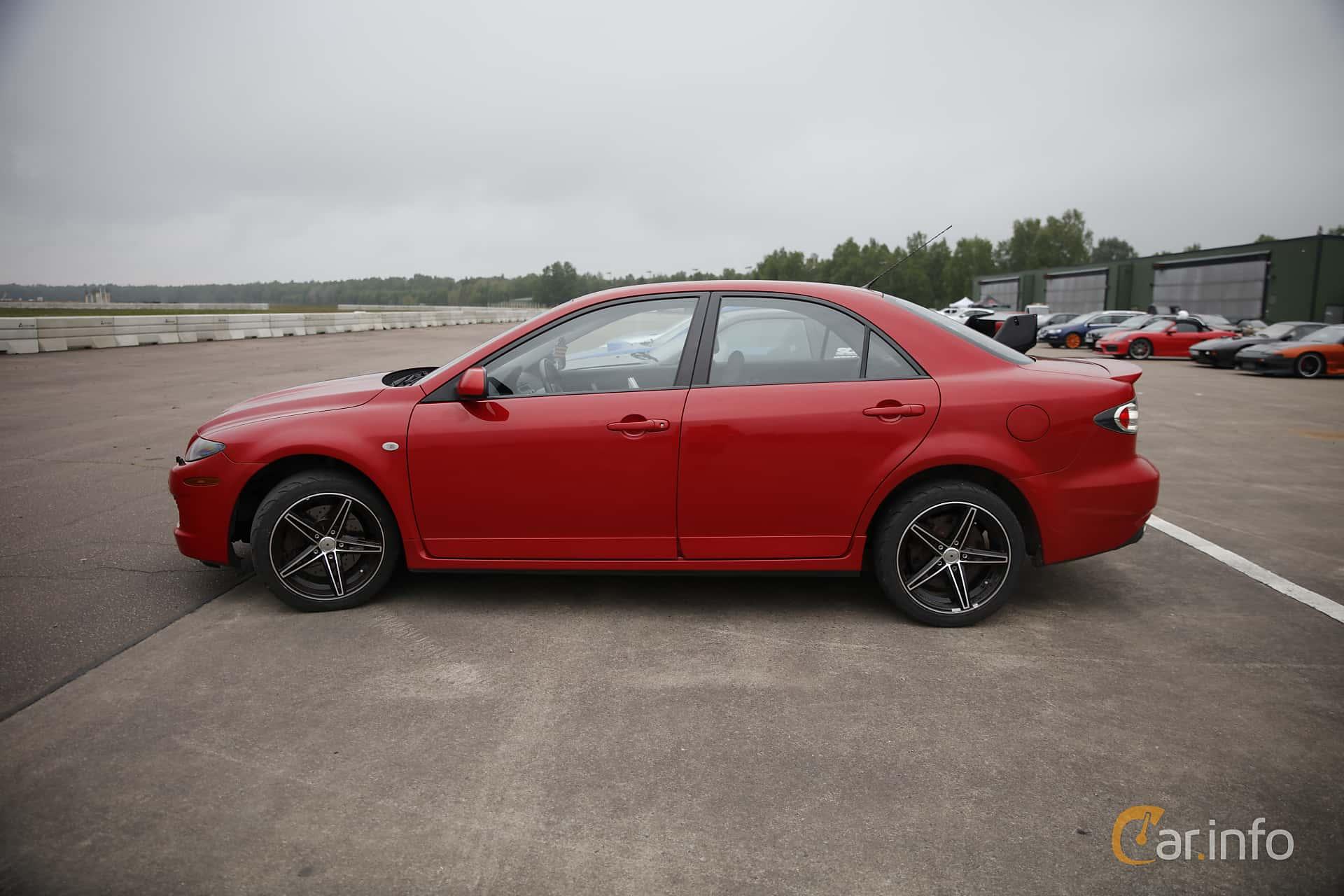 Kekurangan Mazda 6 Gy Spesifikasi