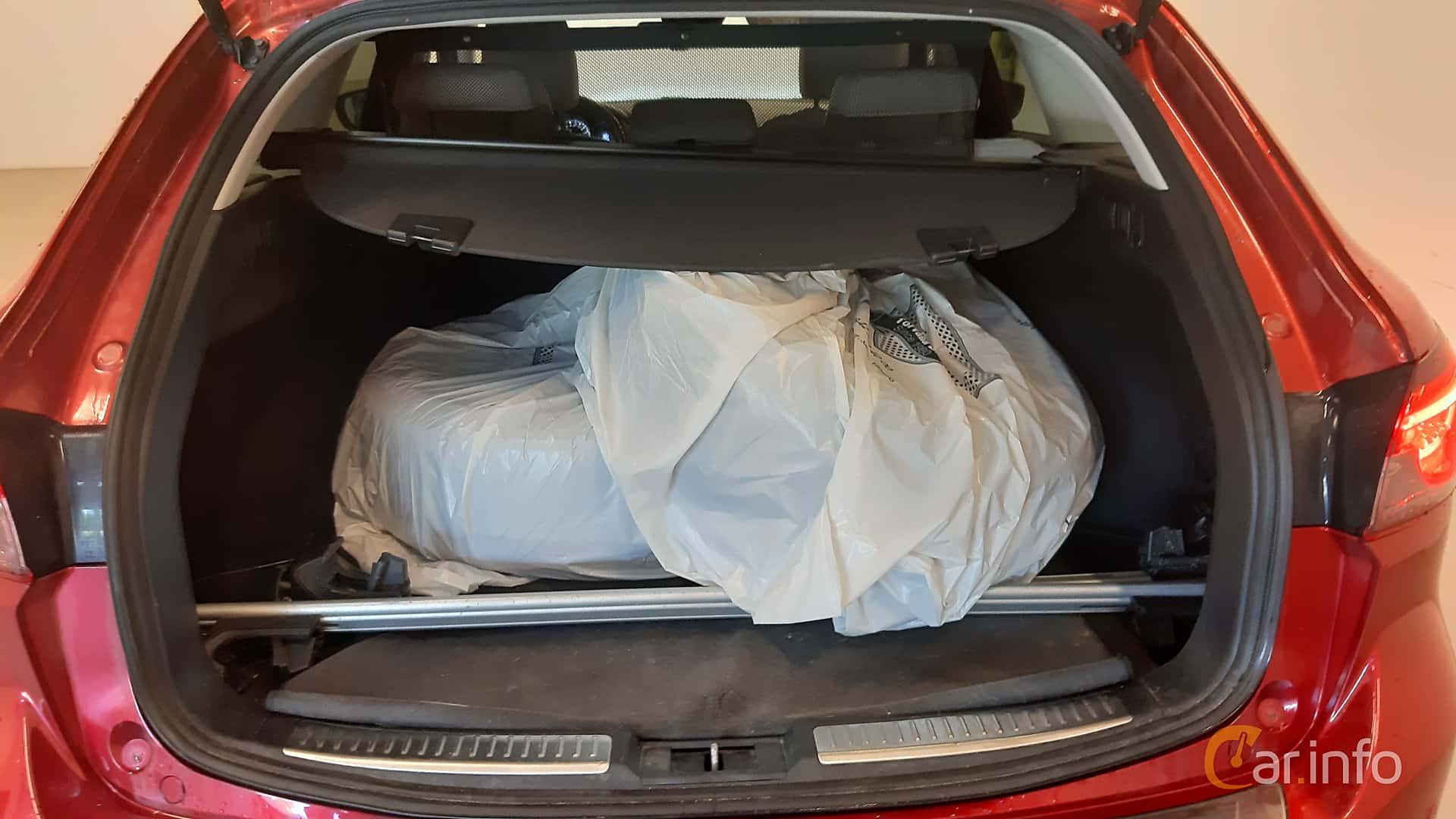 Mazda 6 Wagon 2.2 SKYACTIV-D AWD Automatic, 175hp, 2016