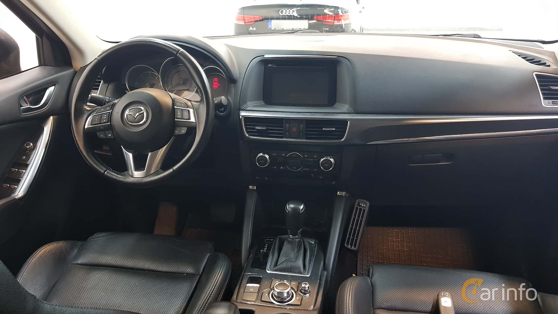 Mazda CX 5 2.2 SKYACTIV D AWD Automatic, 175hp, 2015