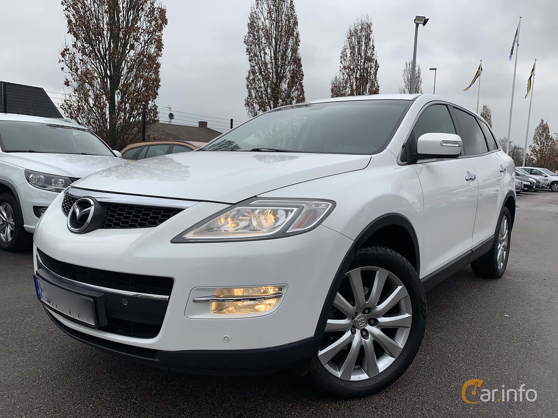 Mazda CX-9 3.7 AWD Automatic, 276hp, 2008