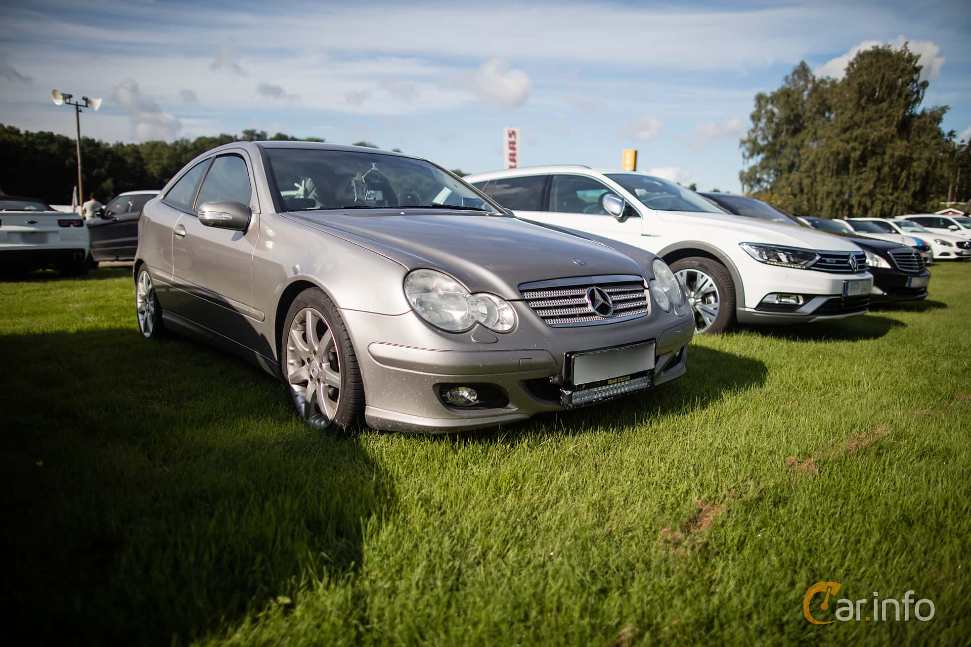 Mercedes benz c class coup cl203 for Mercedes benz c350 coupe