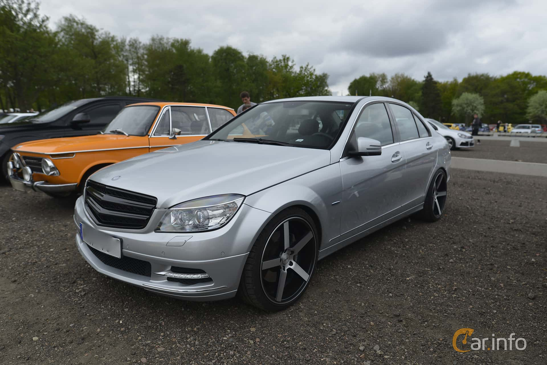 mercedes benz c 350 cdi blueefficiency 7g tronic. Black Bedroom Furniture Sets. Home Design Ideas