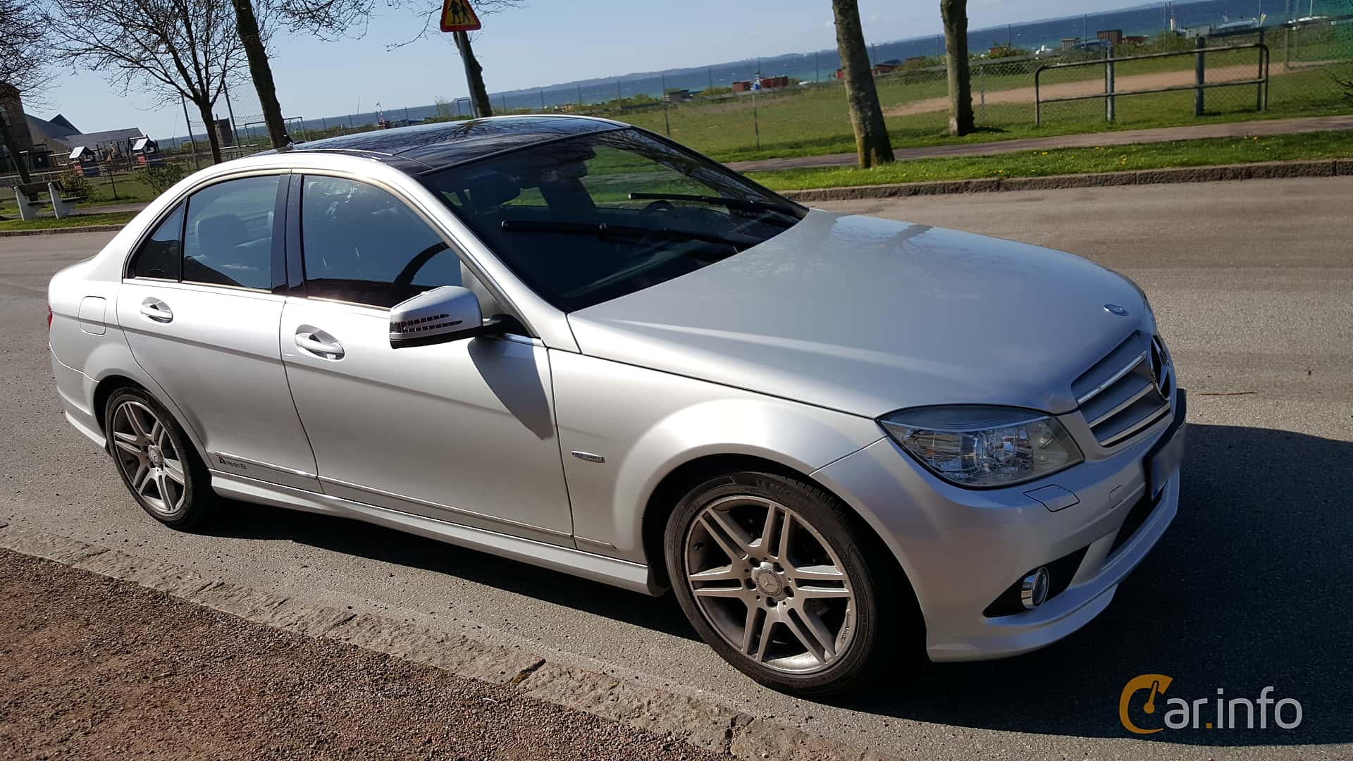 mercedes benz c 200 cdi blueefficiency w204 facelift. Black Bedroom Furniture Sets. Home Design Ideas