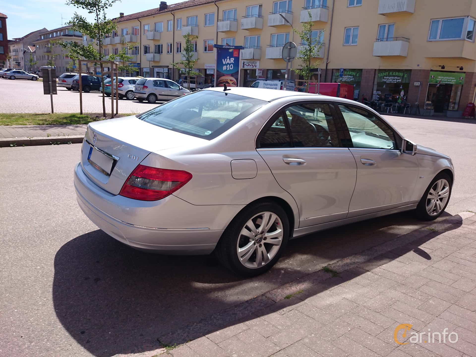 mercedes benz c 250 cdi blueefficiency w204. Black Bedroom Furniture Sets. Home Design Ideas