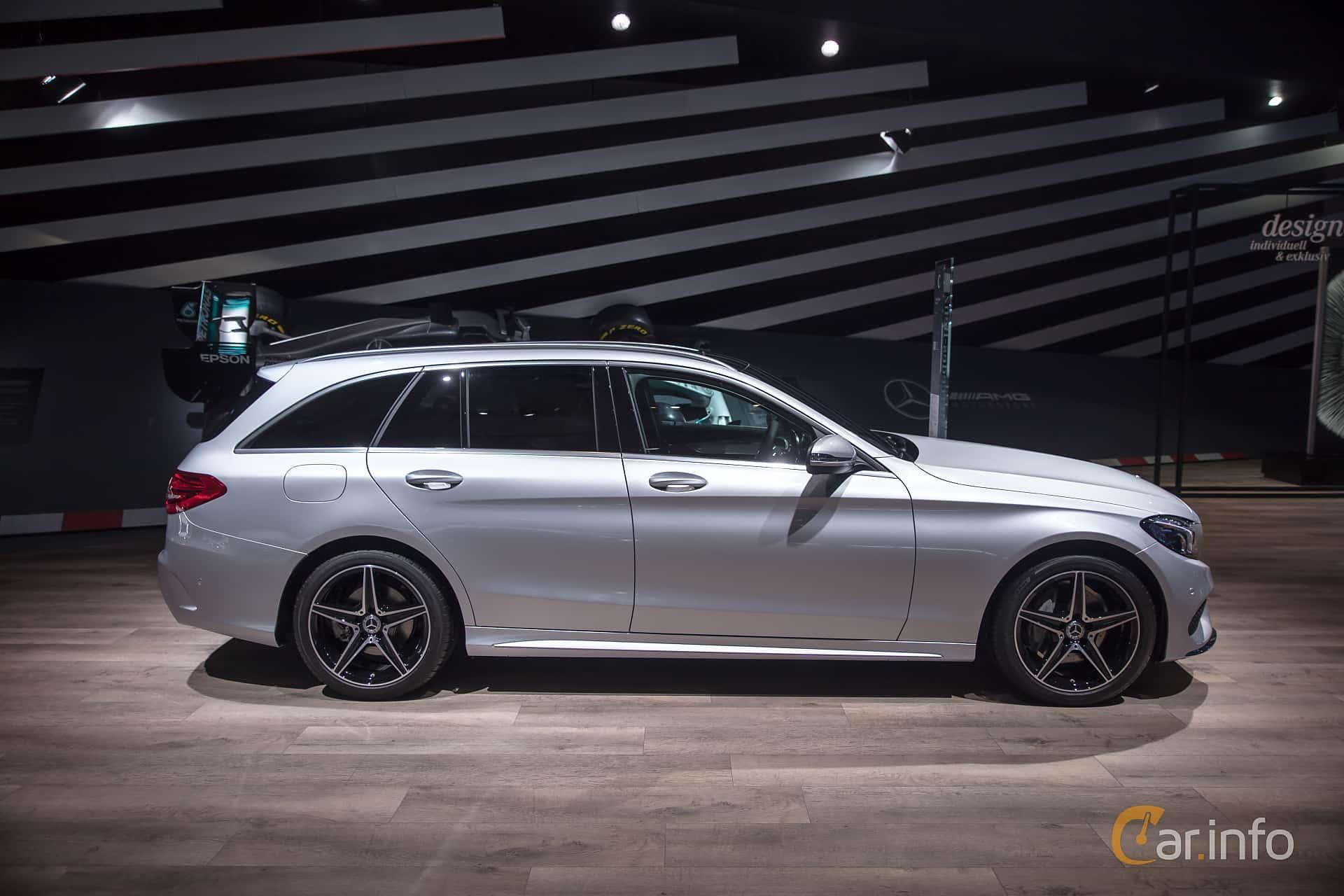 Mercedes benz c class t modell 2018 for Mercedes benz c class 2018