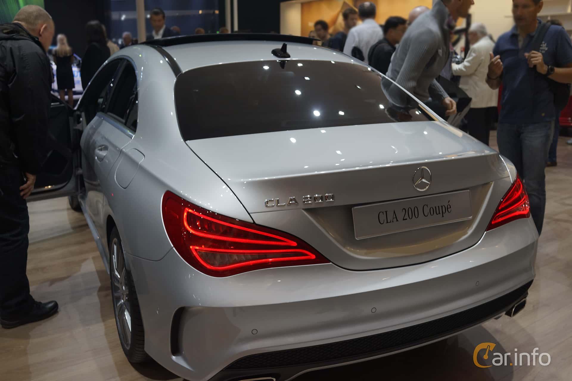 Mercedes Benz Cla 200 Manual 156hp 2016