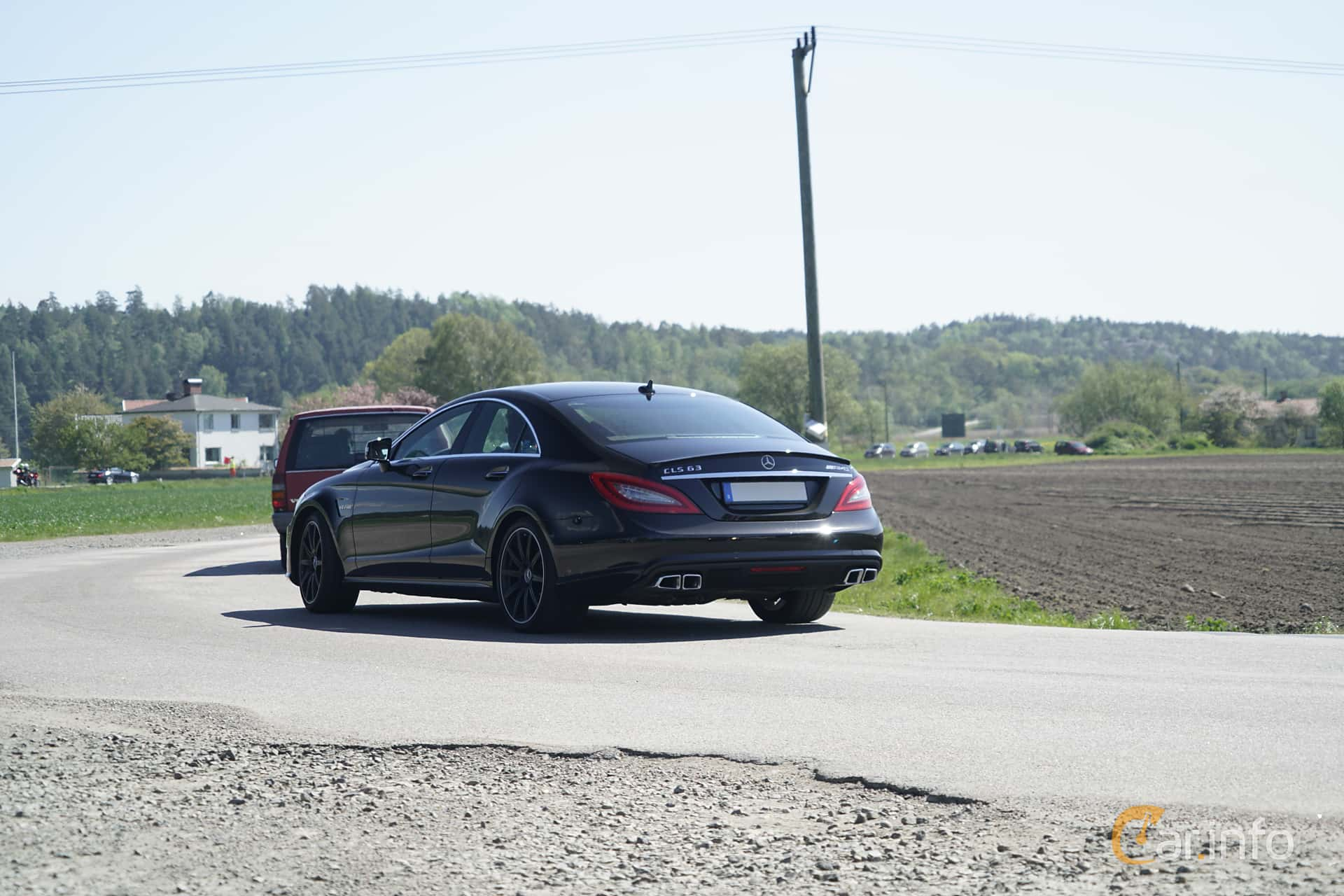 User images of Mercedes Benz CLS 63 AMG AMG SpeedShift MCT 7 speed