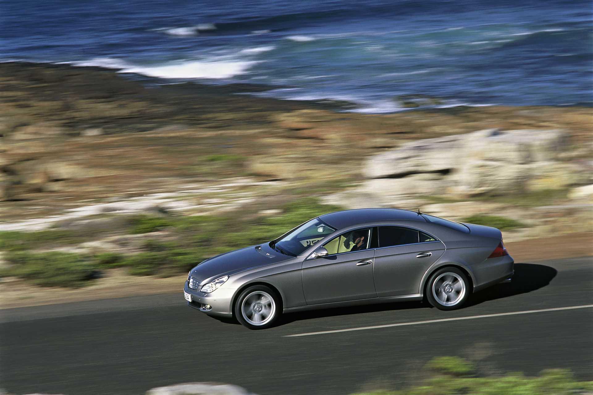 Mercedes Benz CLS 500 C219