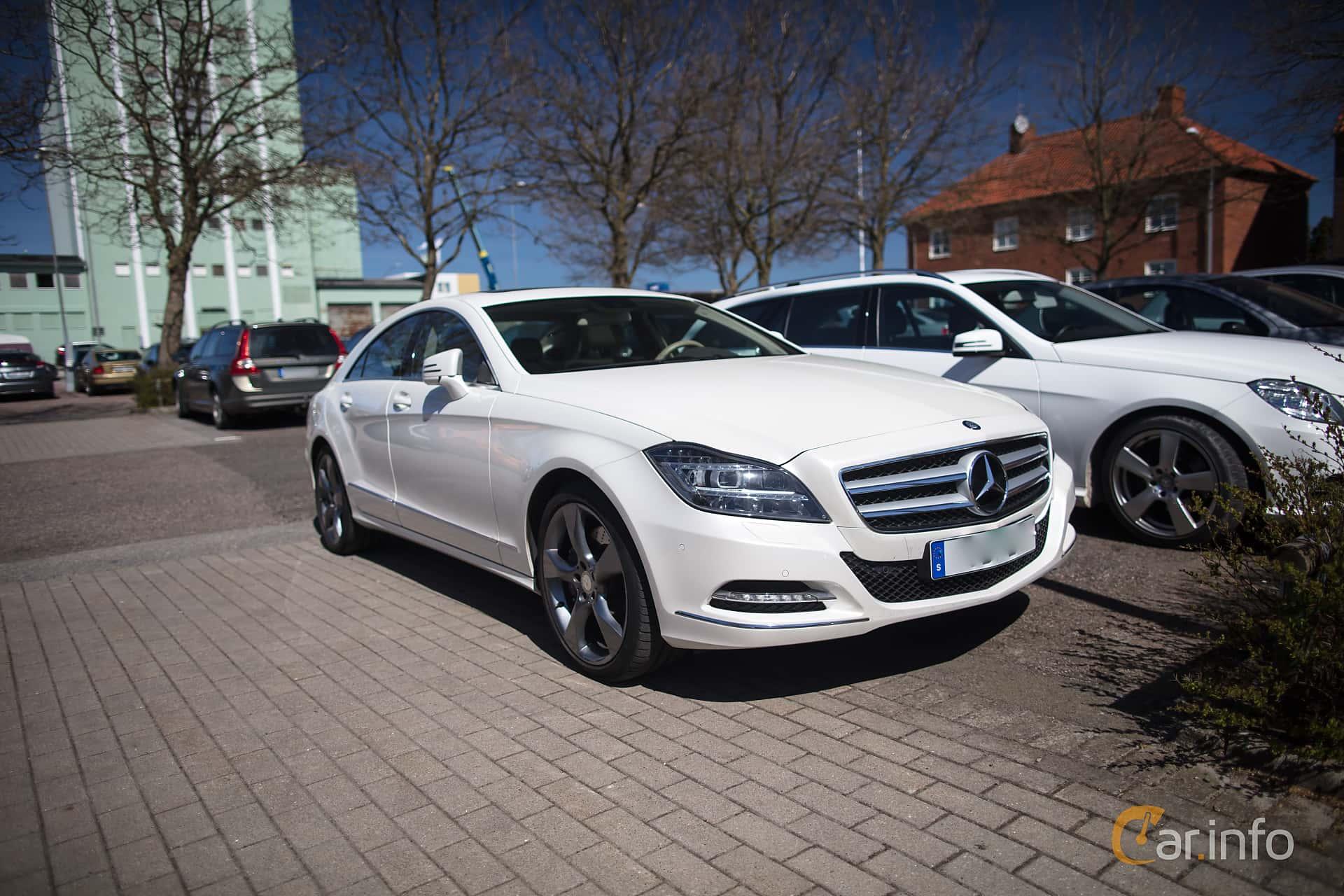 3 bilder p mercedes benz cls 350 cdi blueefficiency for Mercedes benz wexford pa