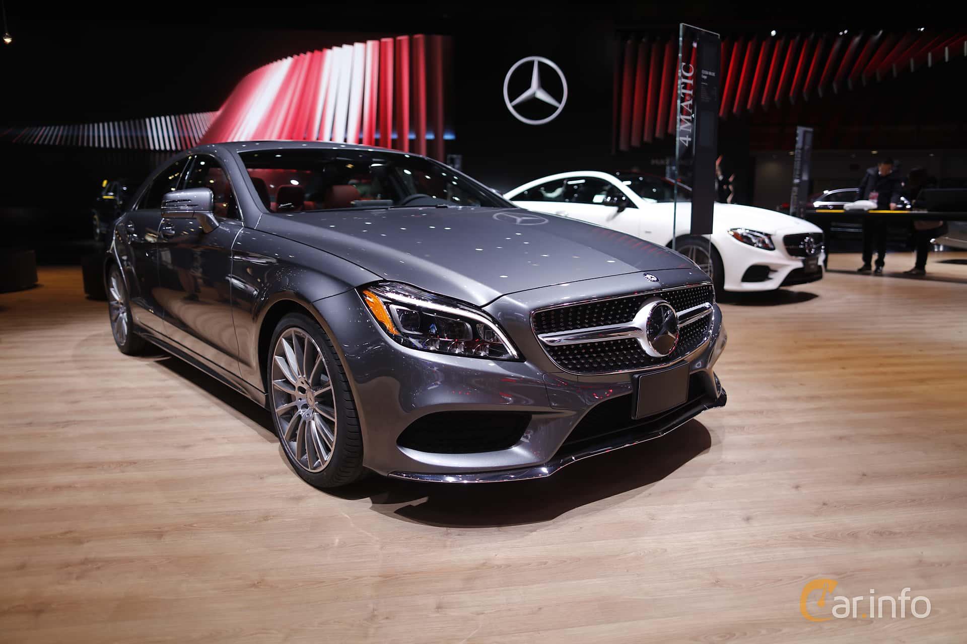 Mercedes benz cls 500 4matic 4 6 v8 4matic 9g tronic for Mercedes benz us international