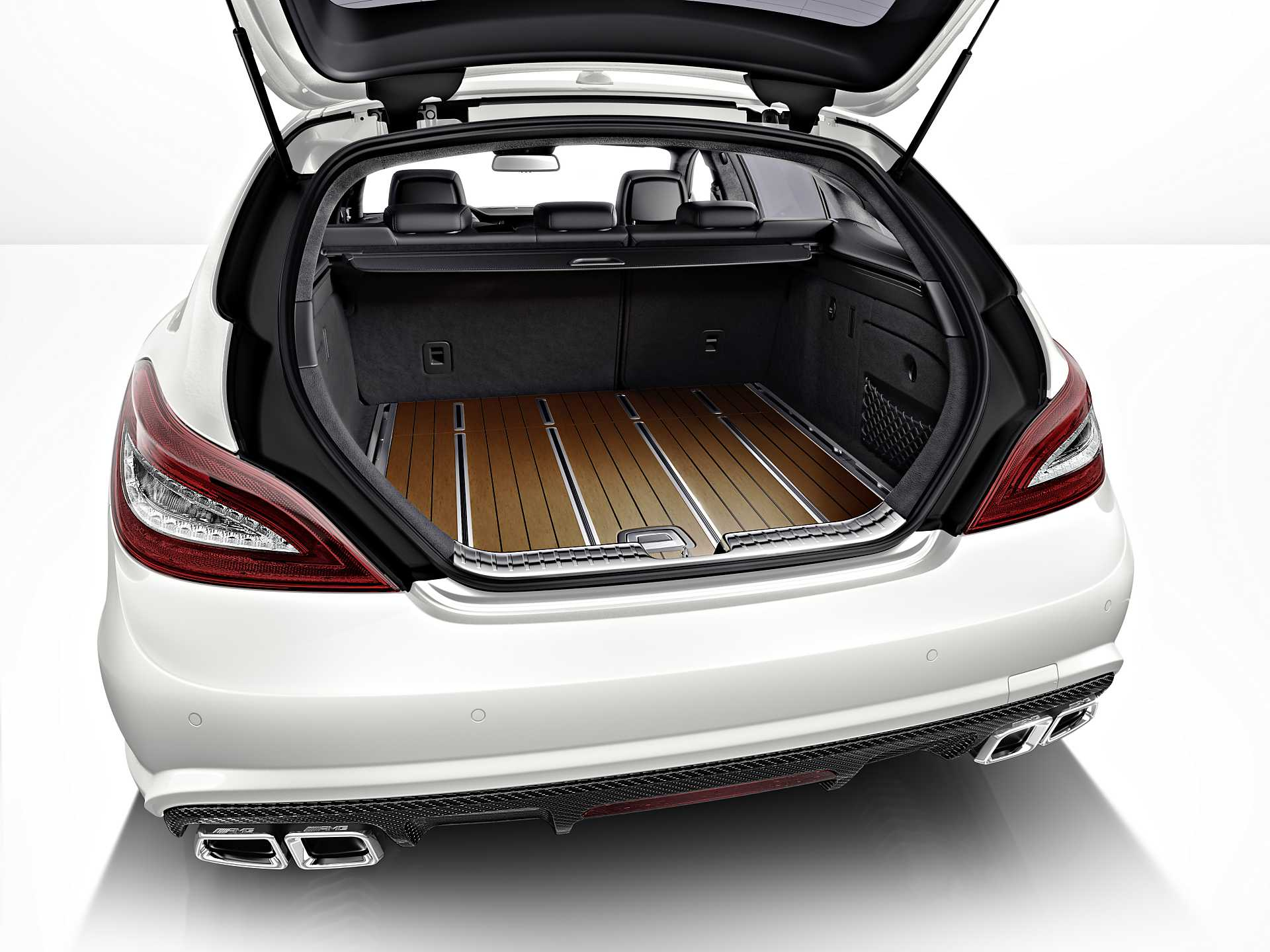 Mercedes Benz CLS 63 AMG Shooting Brake 525hp 2013