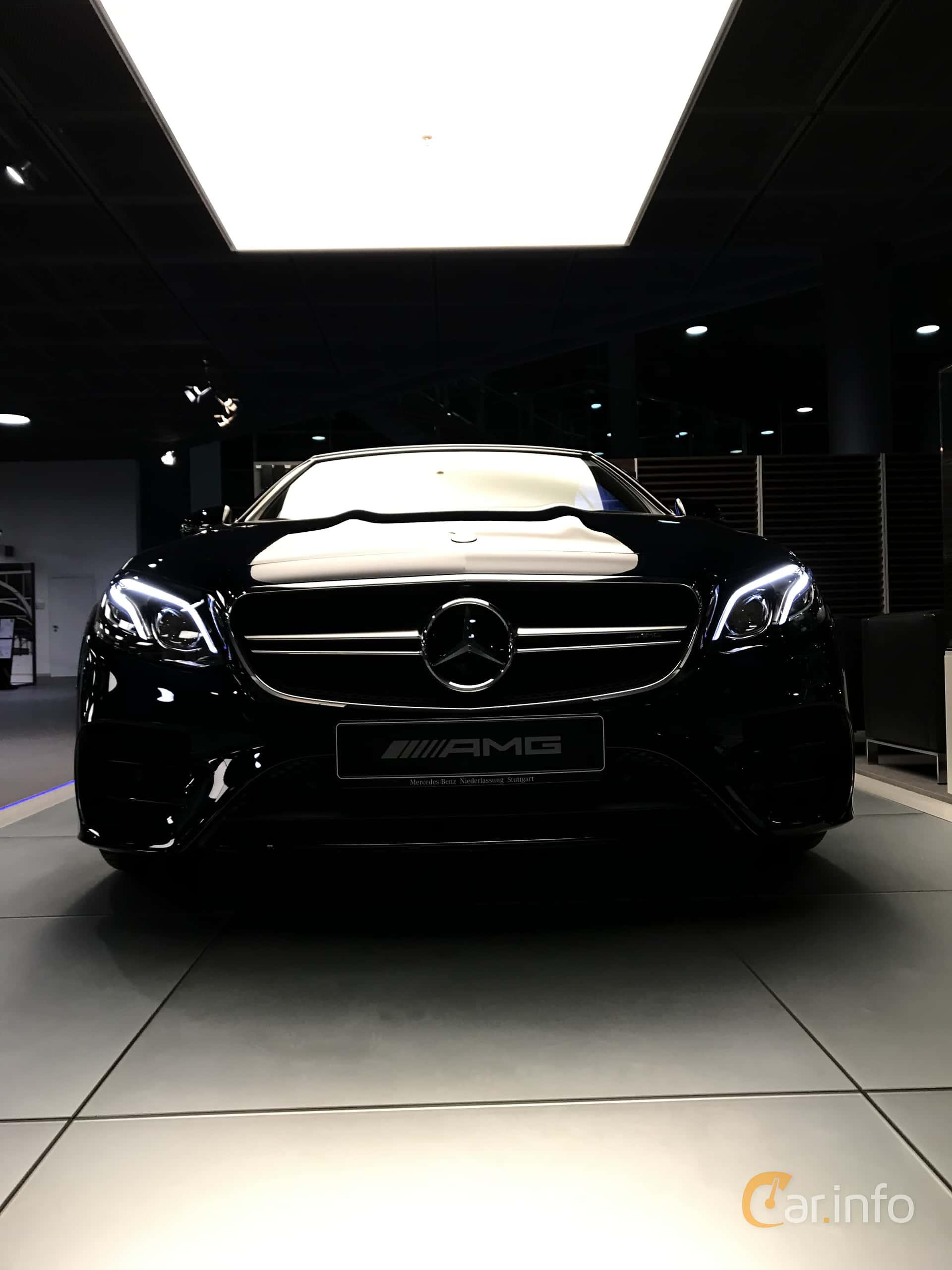 Mercedes-Benz AMG E 53 4MATIC+ Cabriolet  , 435hp, 2019