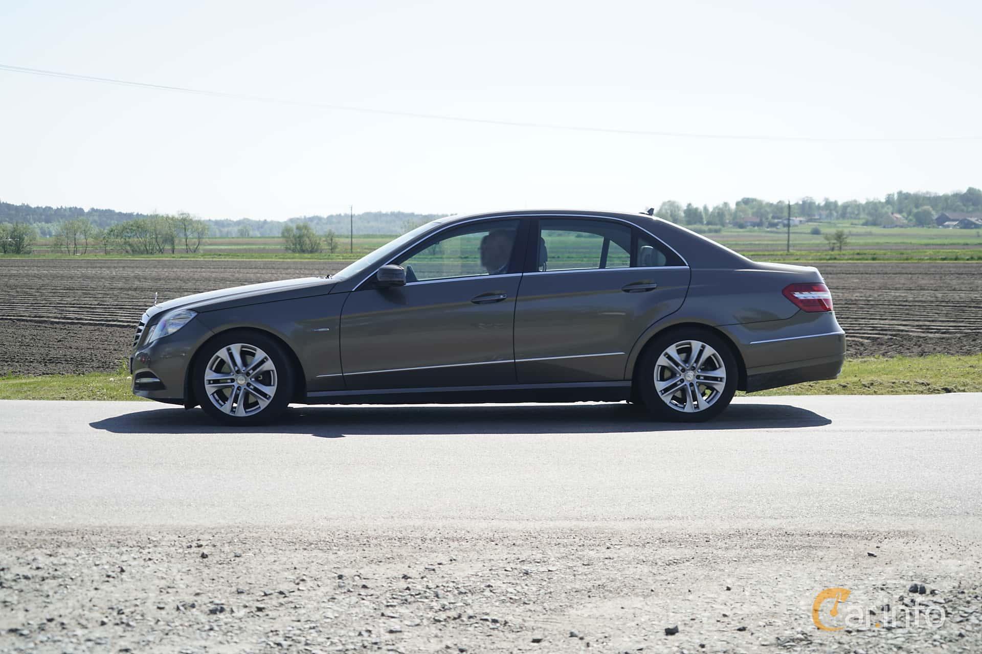 Mercedes benz e 350 cdi blueefficiency w212 for E 350 mercedes benz