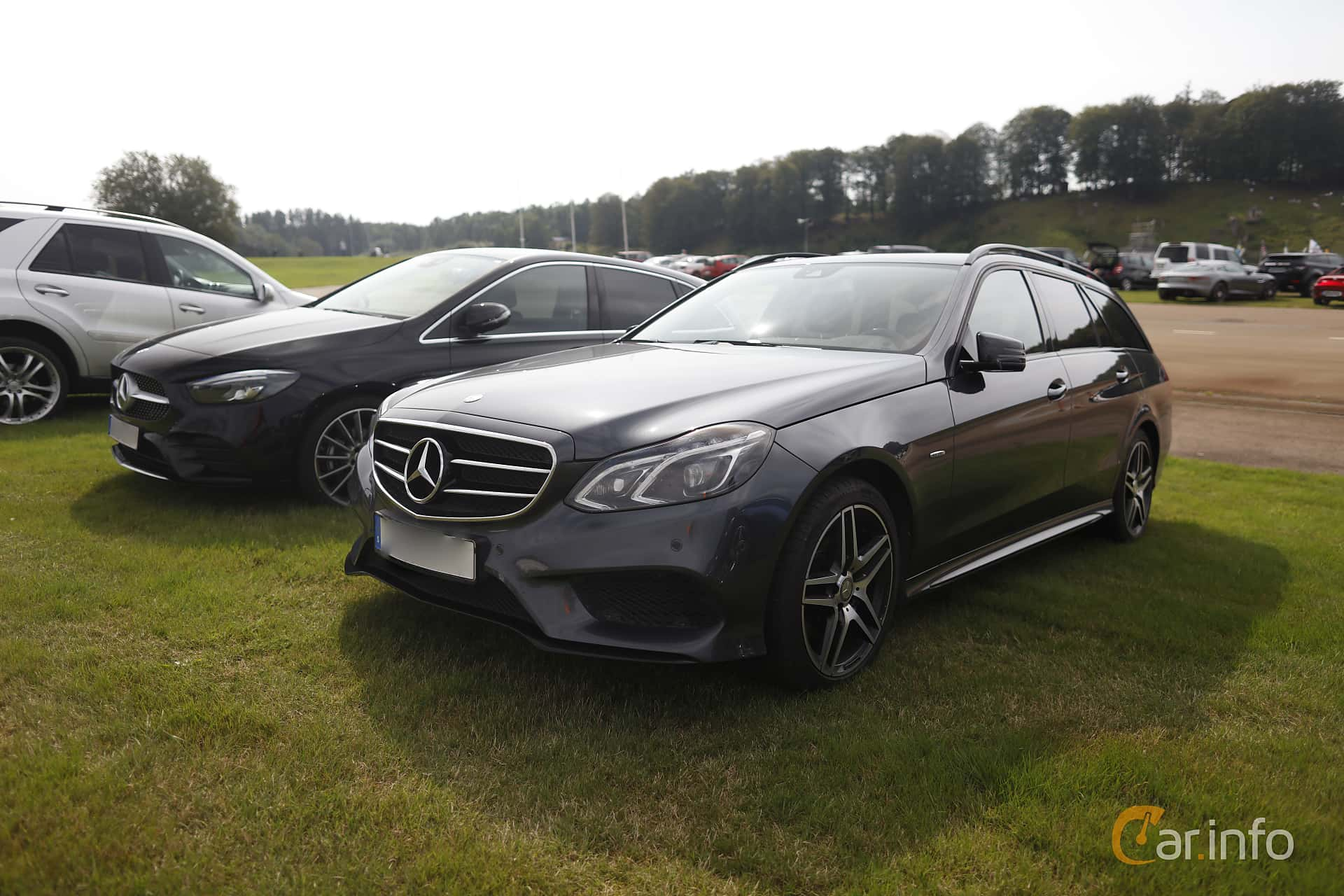 Mercedes-Benz E 220 T BlueTEC 4MATIC  7G-Tronic, 170hp, 2016 at Autoropa Racing day Knutstorp 2019
