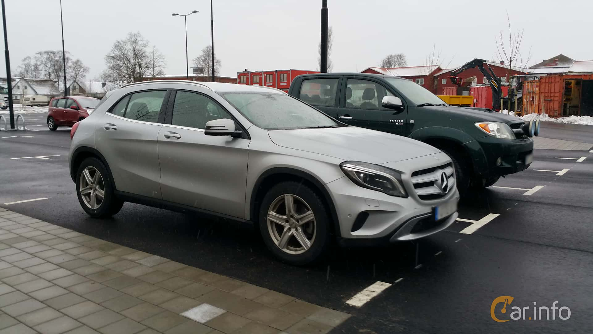Mercedes benz gla 180 cdi for Mercedes benz gla 180 review