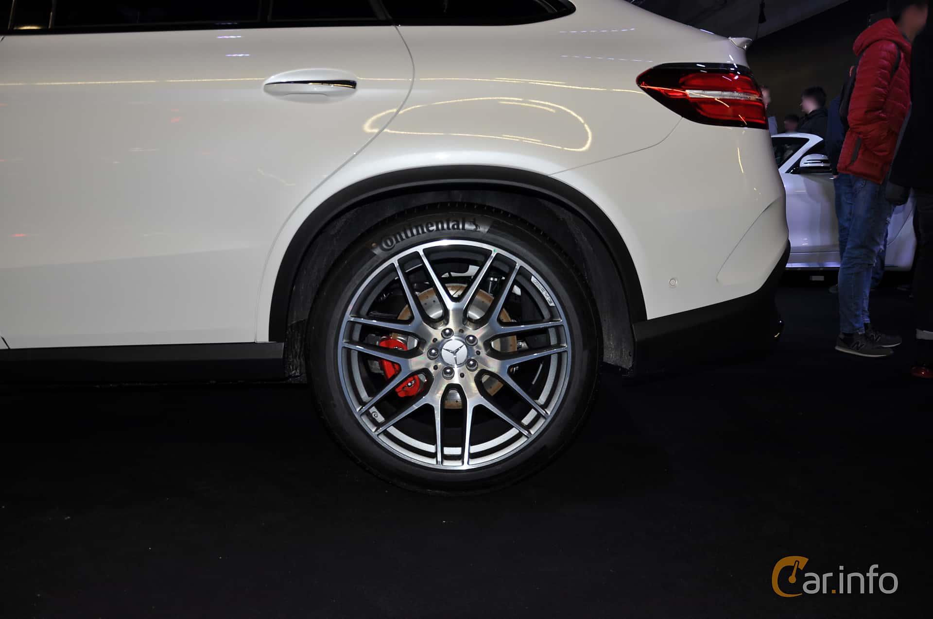 Mercedes-Benz AMG GLE 63 S Coupé  AMG SpeedShift Plus 7G-Tronic, 585hp, 2018 at Warsawa Motorshow 2018