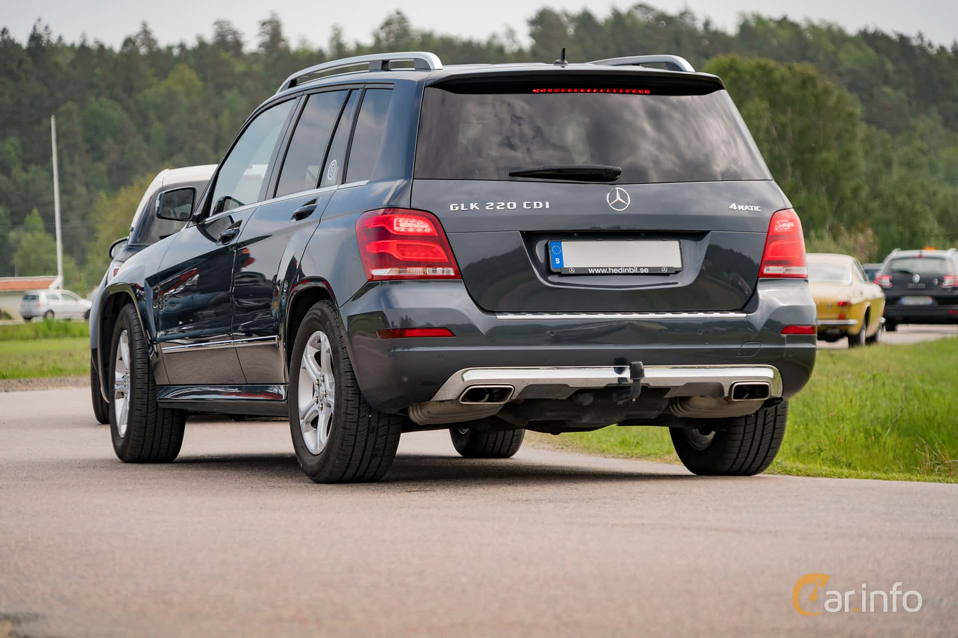 Mercedes benz glk 220 cdi 4matic 2 2 4matic 7g tronic plus for Mercedes benz glk 2014