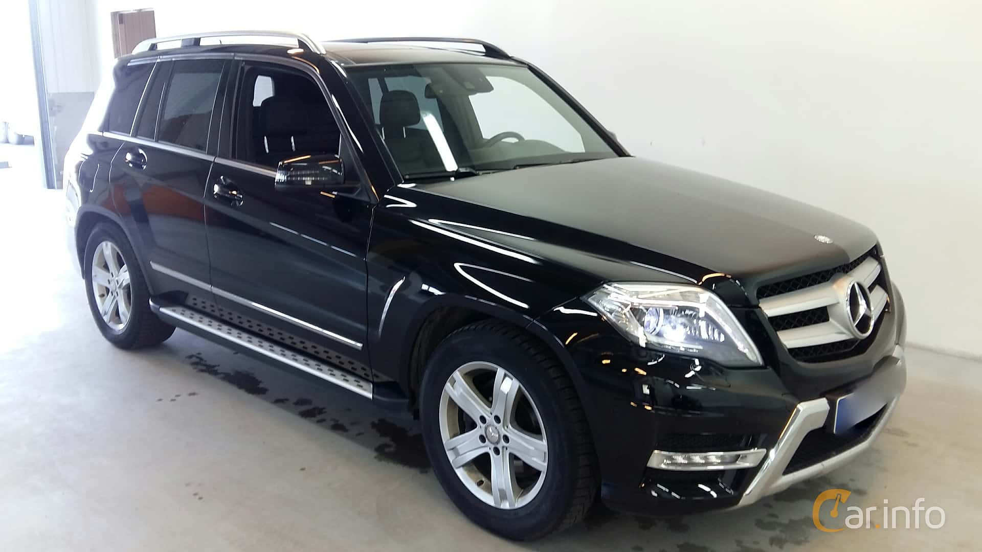 6 images of Mercedes Benz GLK 350 CDI 4MATIC 7G Tronic Plus 265hp