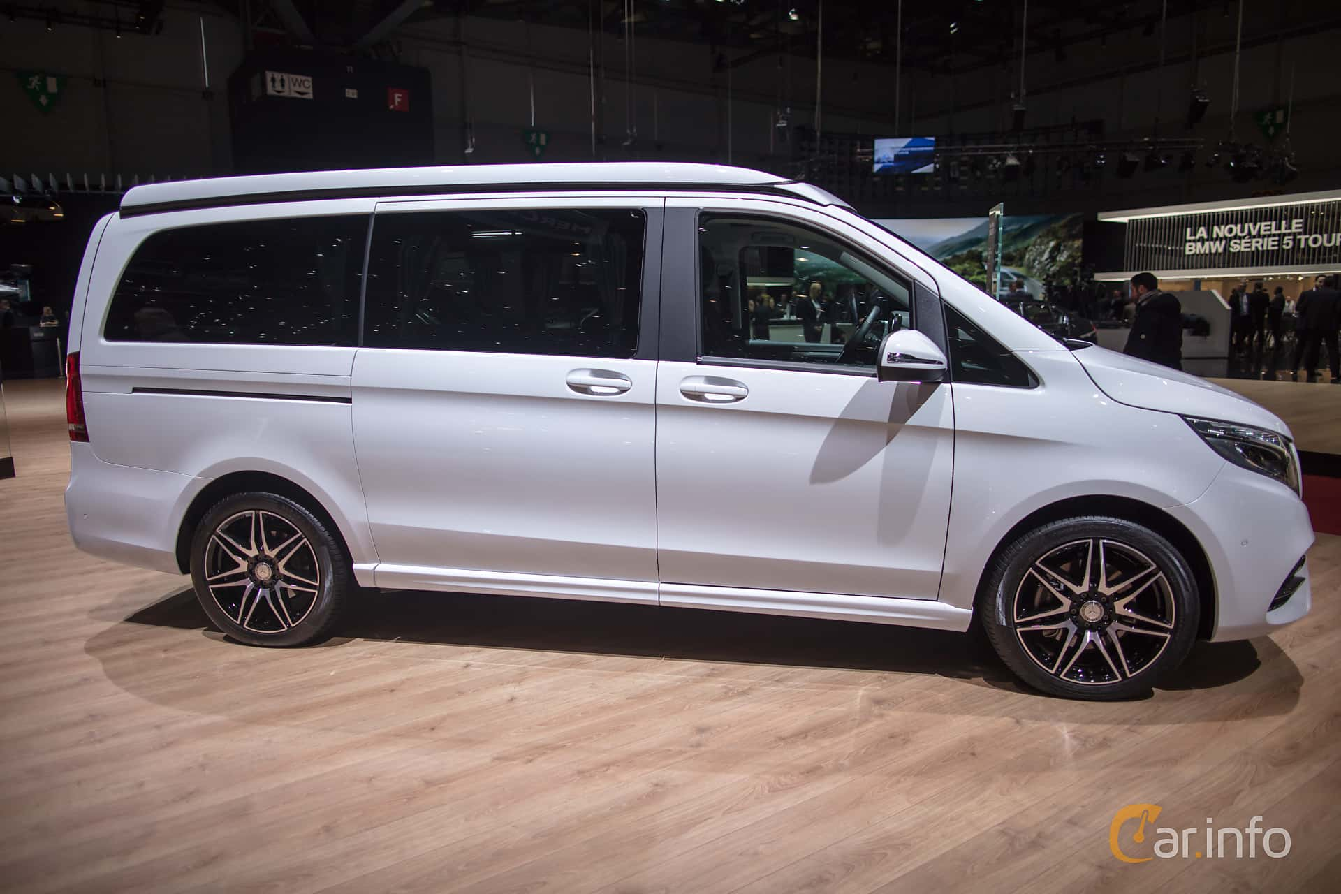 mercedes benz viano 2017