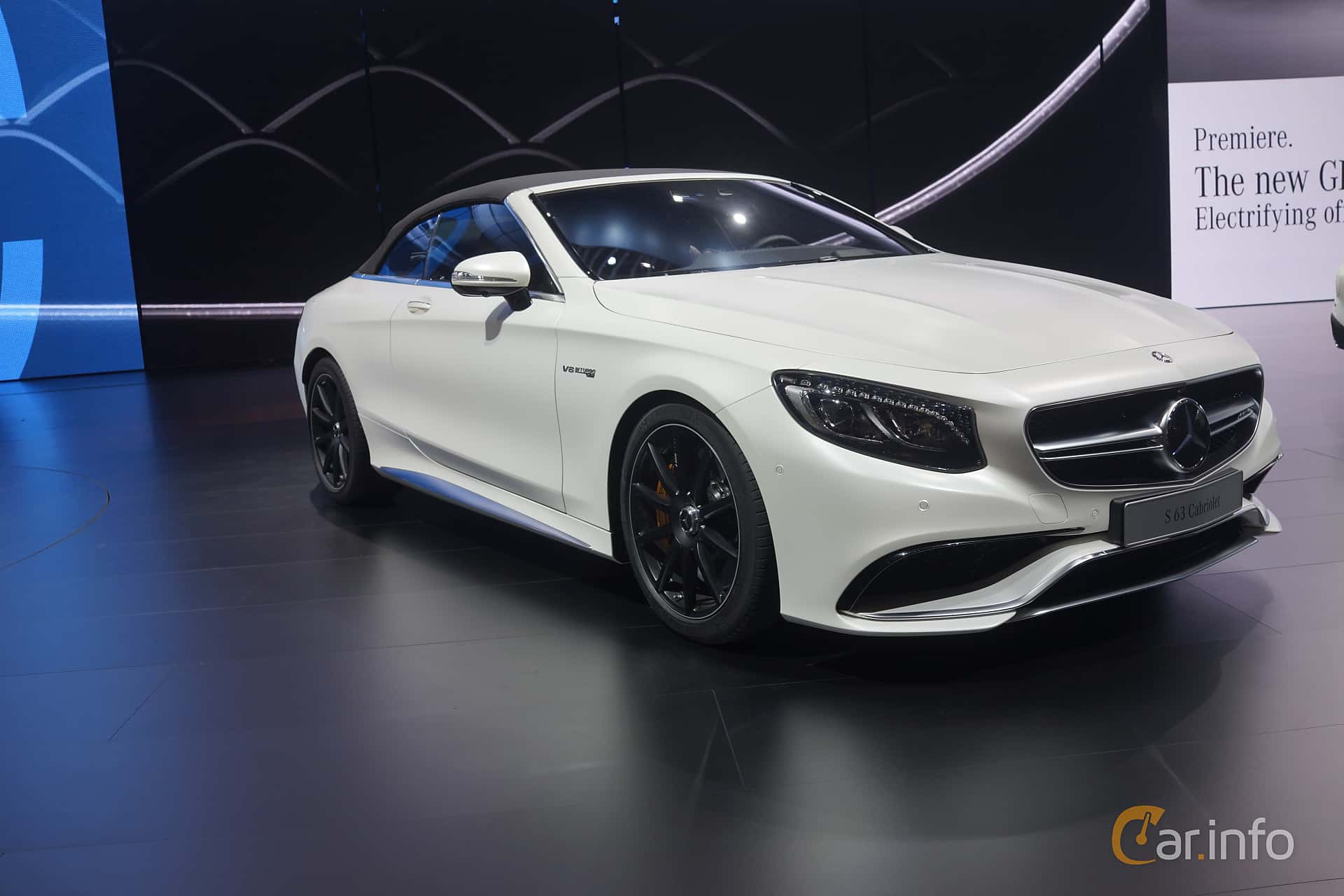 User images of Mercedes Benz AMG S 63 4MATIC Cabriolet 585hp 2016